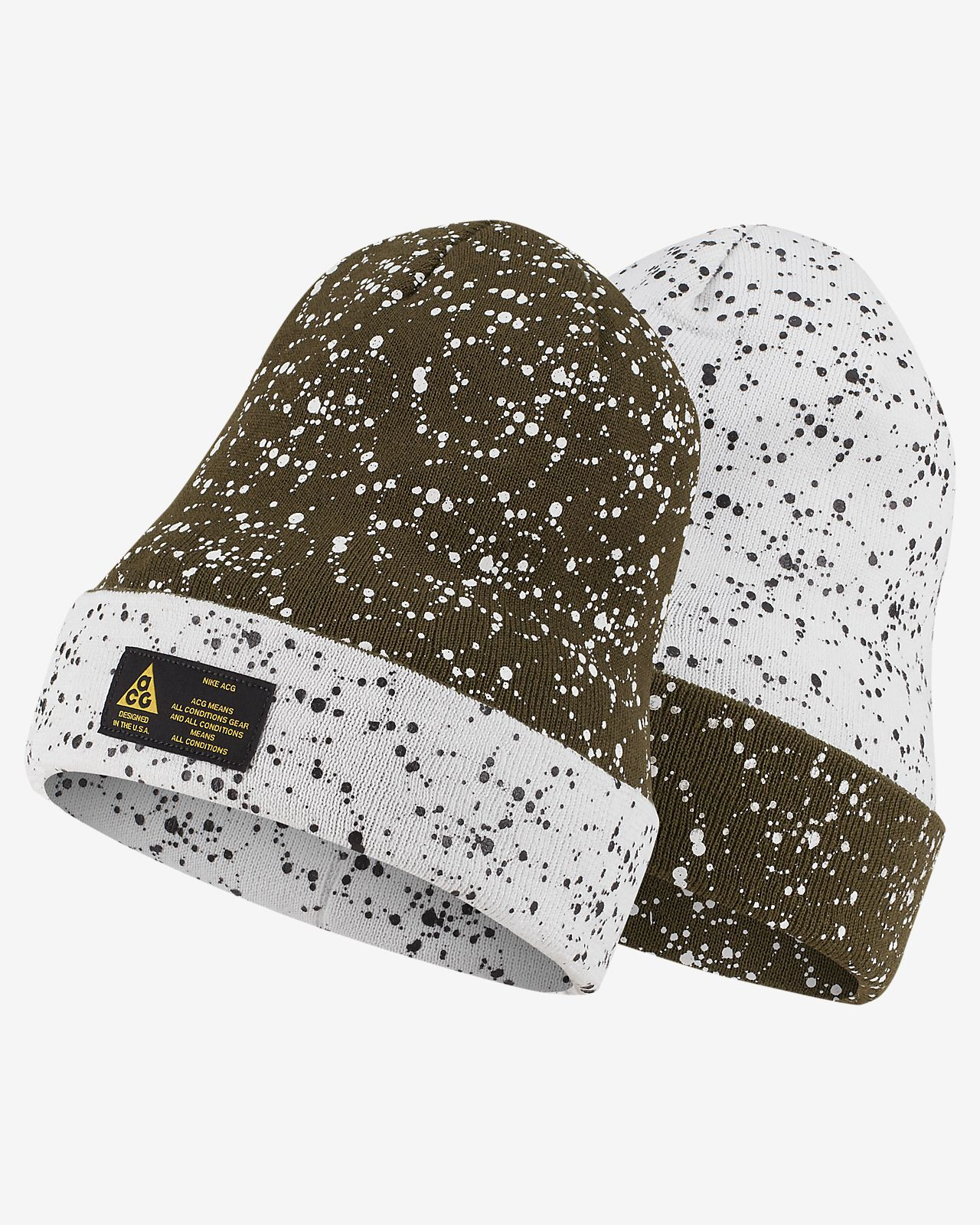 NikeLab ACG 毛帽