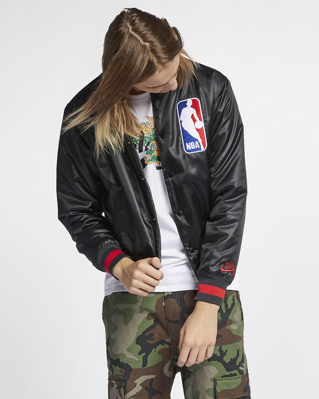 Nike SB x NBA 男子滑板夹克