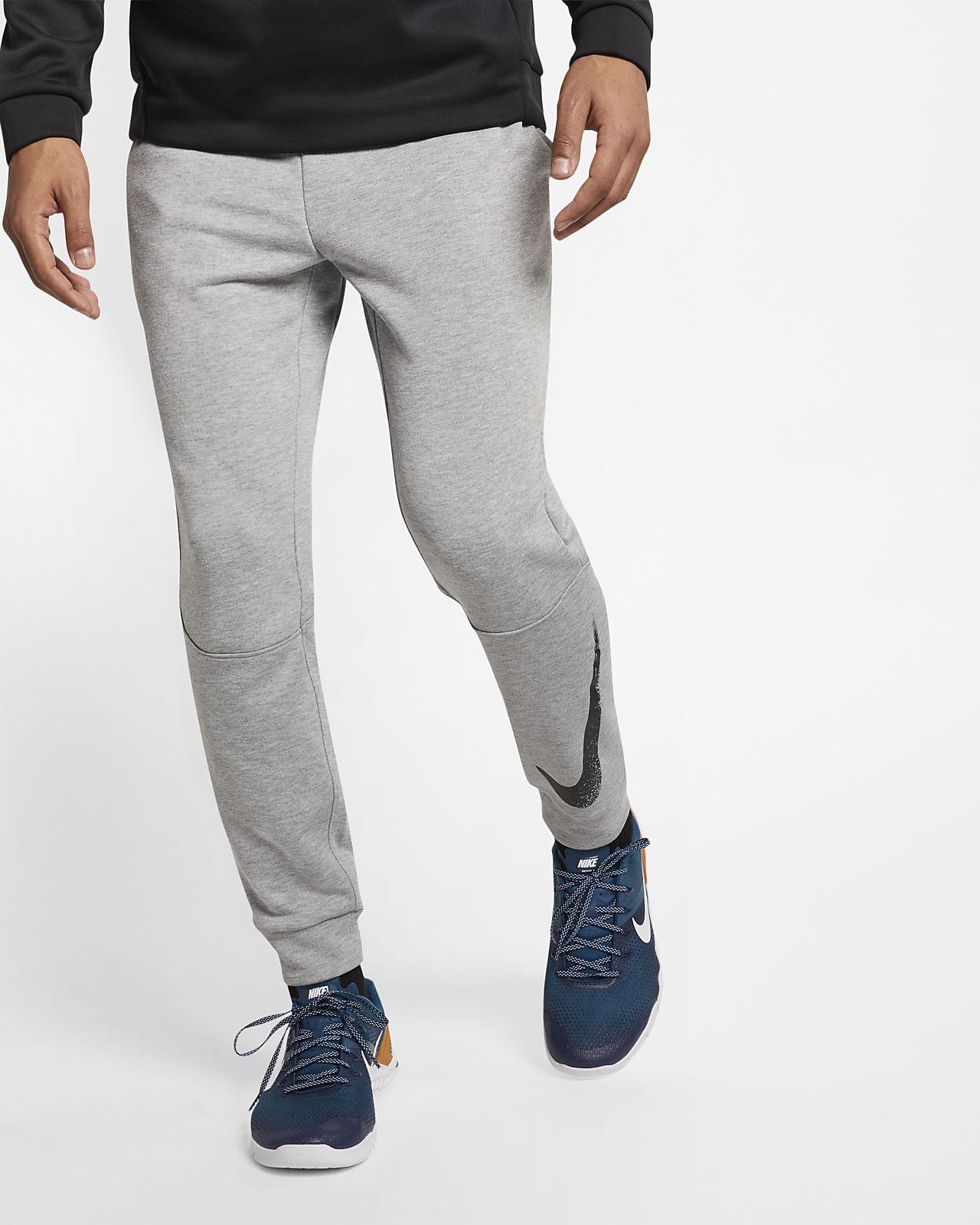 Ανδρικό παντελόνι προπόνησης από φλις Nike Dri-FIT