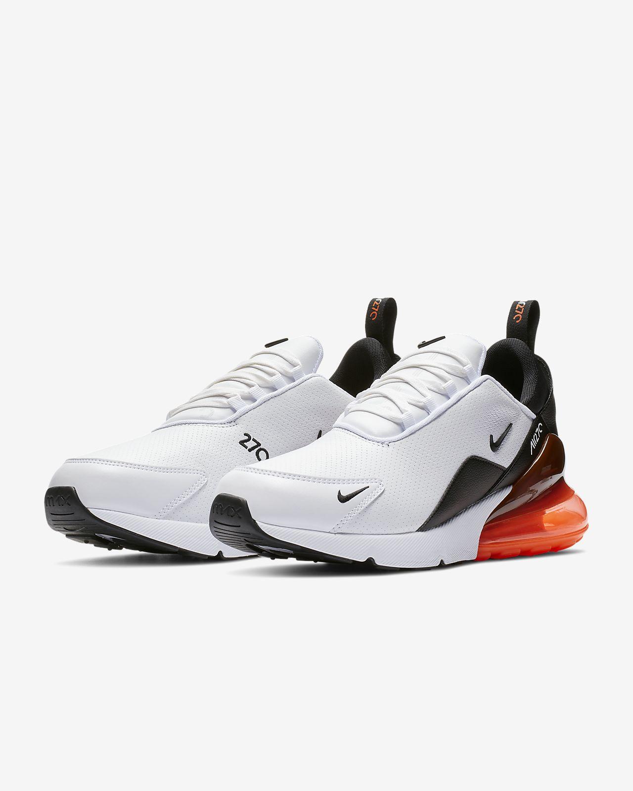 more photos 97f5c c4dc6 Nike Air Max 270 Premium Men's Shoe