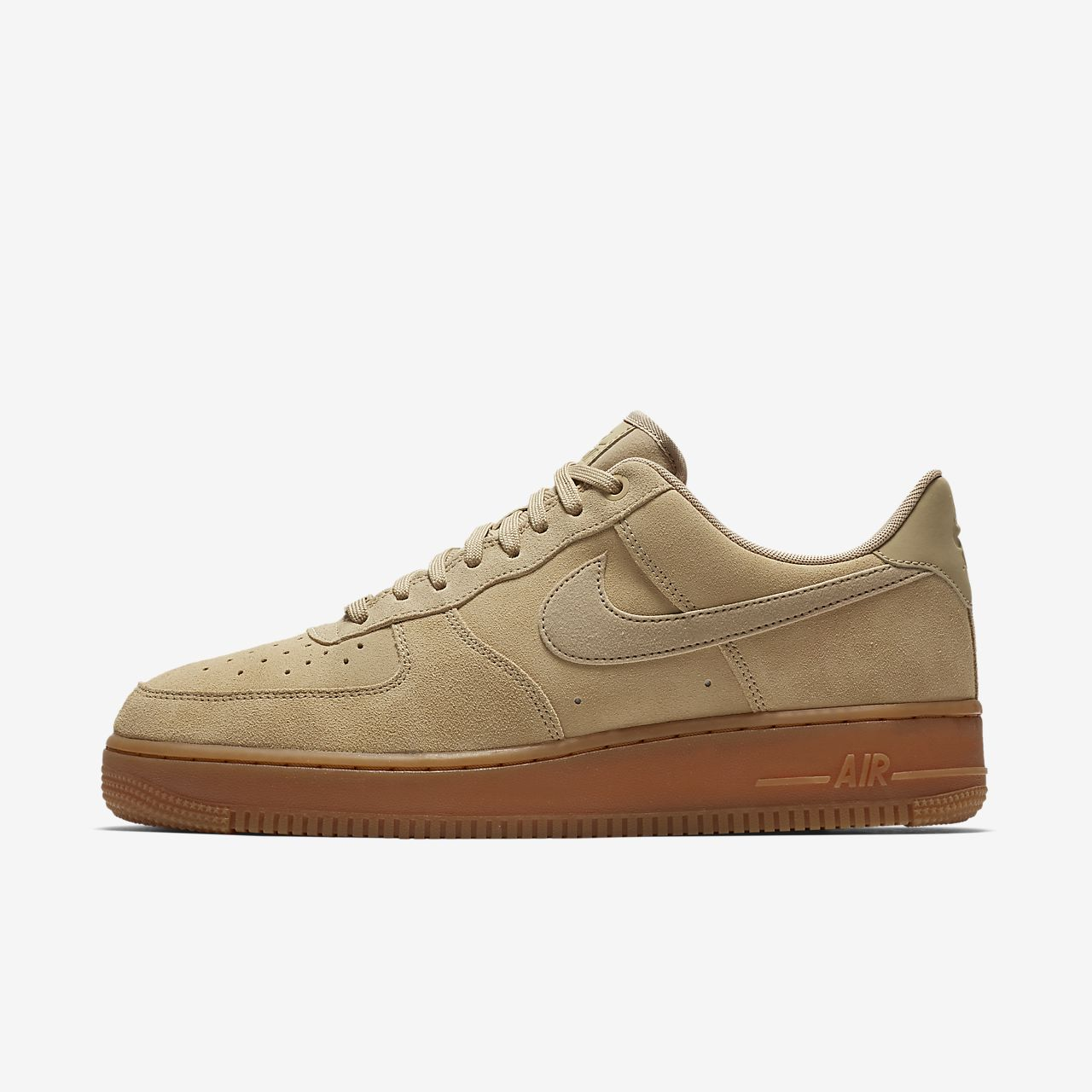 nike air force 1 07 lv8 suede mushroom boots
