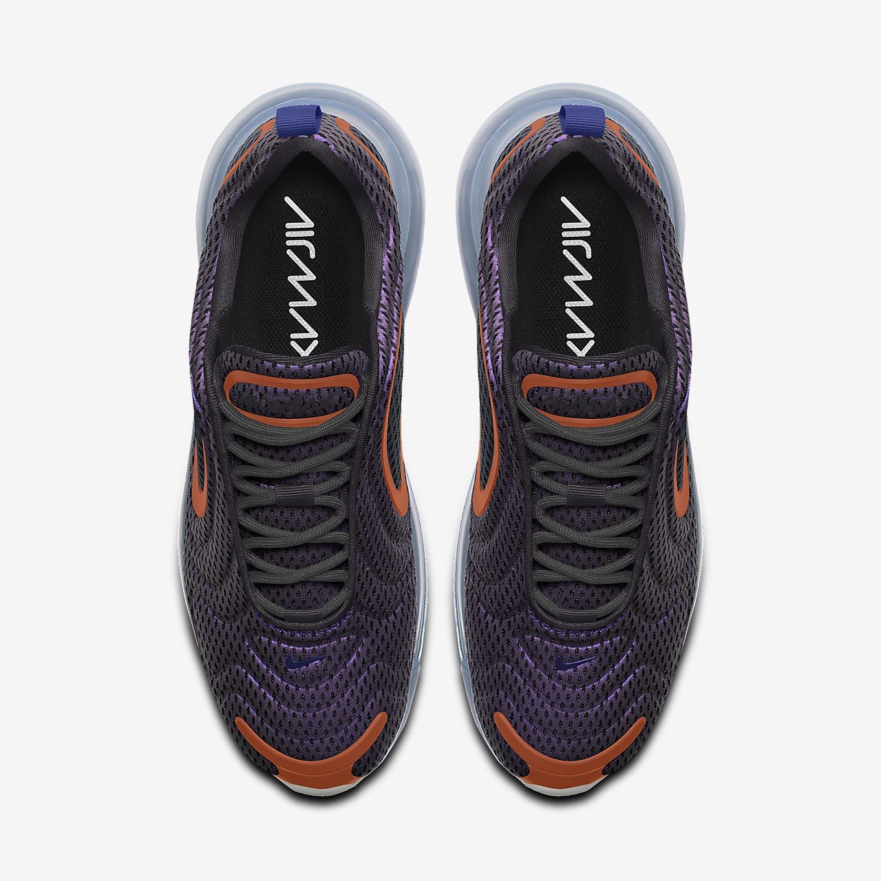 Chaussure lifestyle personnalisable Nike Air Max 72095 Heron Preston By You