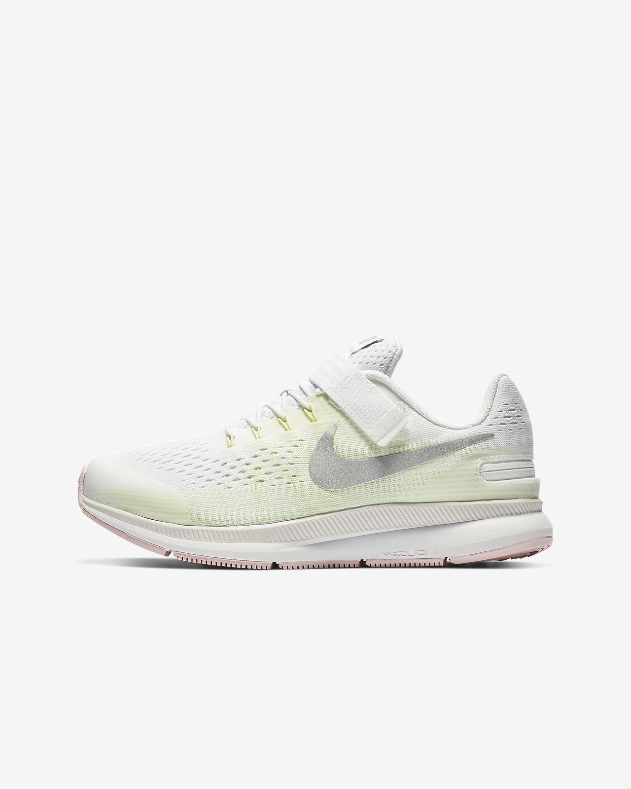 Běžecká bota Nike Zoom Pegasus 34 FlyEase pro malé/větší děti