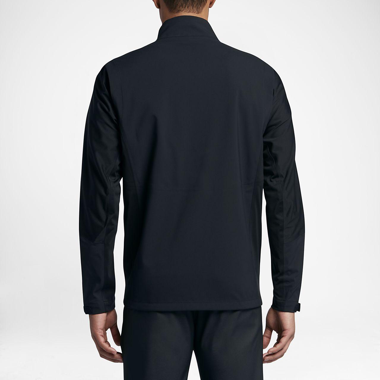... Nike Hyperadapt Storm-FIT Full-Zip Men's Golf Jacket