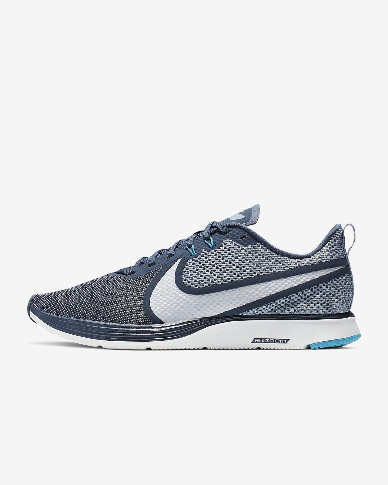 online retailer b0667 b5ed1 Nike Zoom Strike 2 Herren-Laufschuh. Nike.com BE