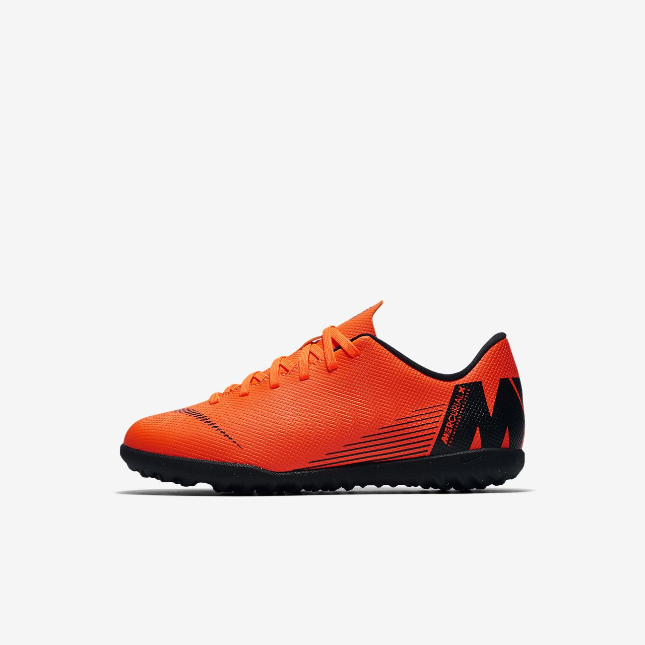 Nike JR VaporX 12 Club GS TF 幼童/大童人造场地足球童鞋