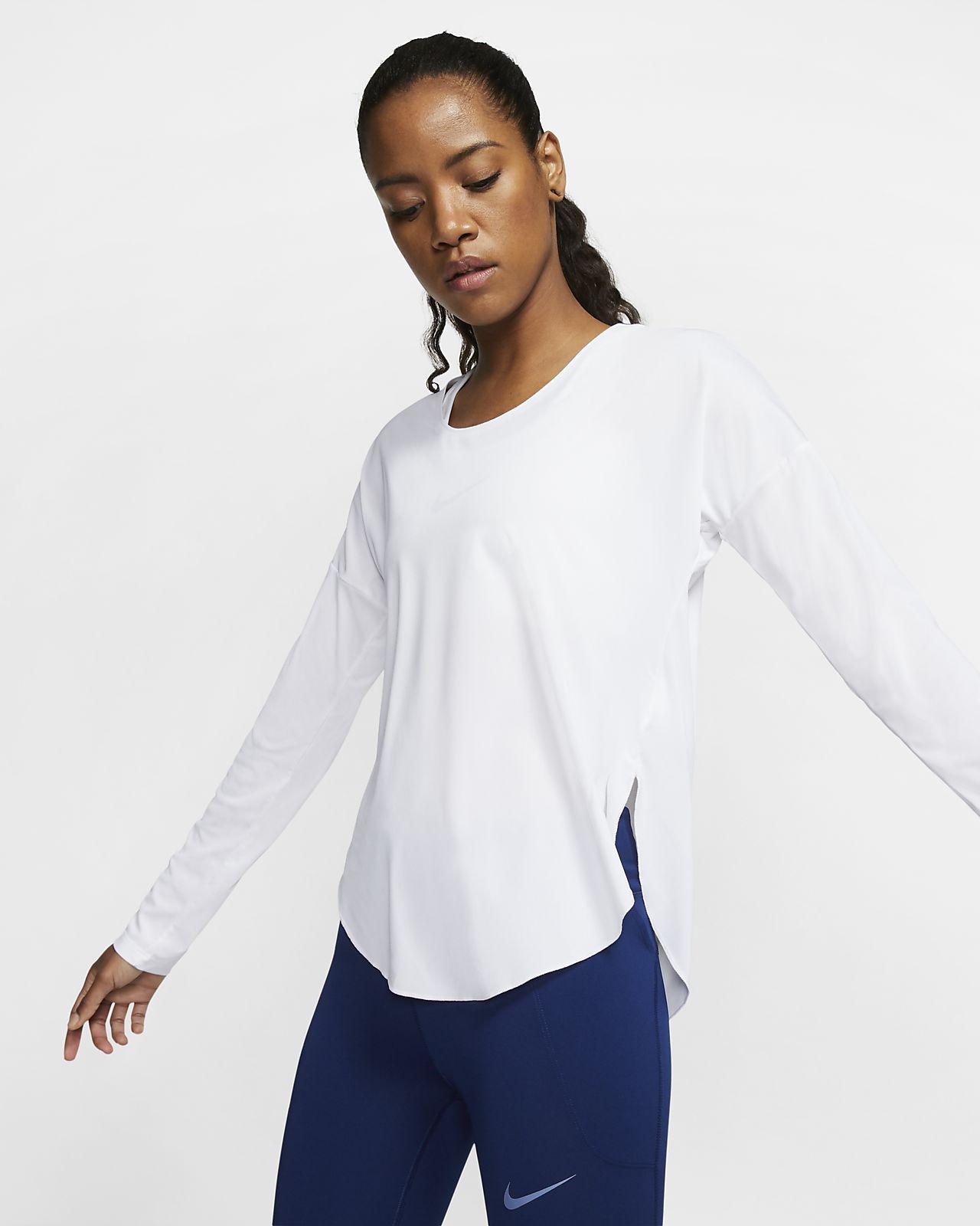 Nike City Sleek Women's Long-Sleeve Running Top