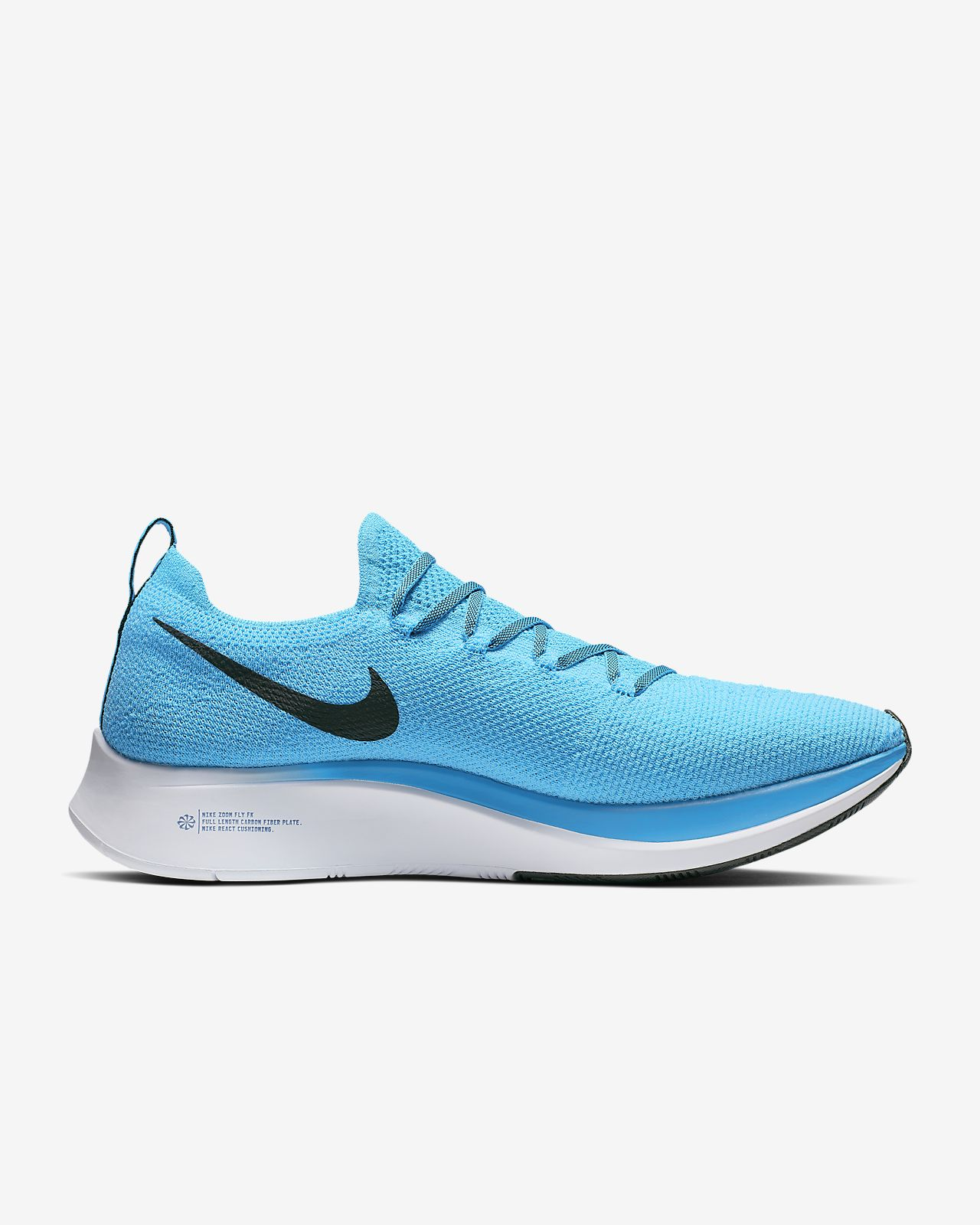 huge selection of 8e48b 405d7 Nike Zoom Fly Flyknit Men's Running Shoe. Nike.com SE