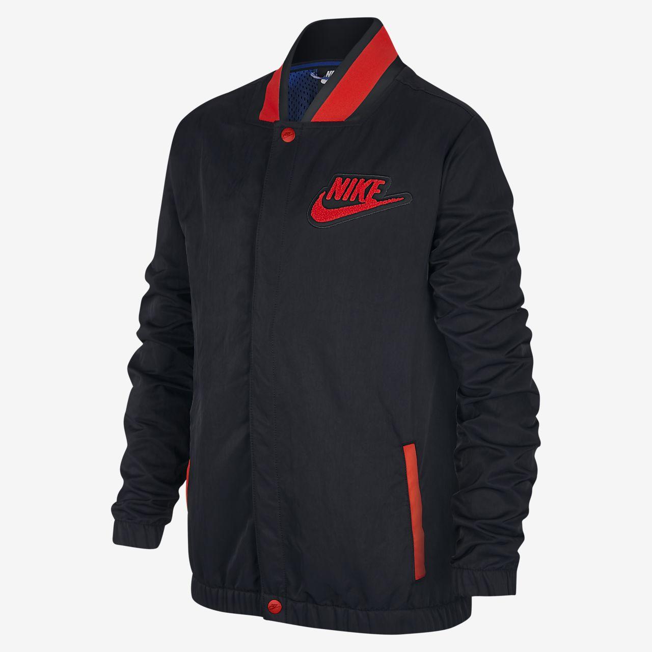 Plus ÂgéFr Pour Garçon Sportswear Veste Nike 3TK1uFJlc