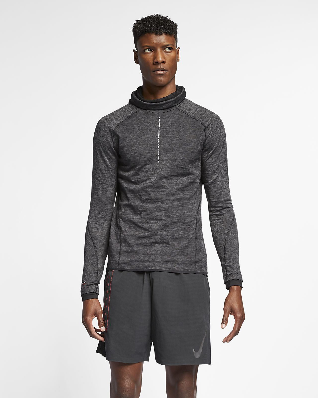 fdd38e14ead639 Nike Therma Sphere Adonis Creed Men s Long-Sleeve Training Top. Nike.com