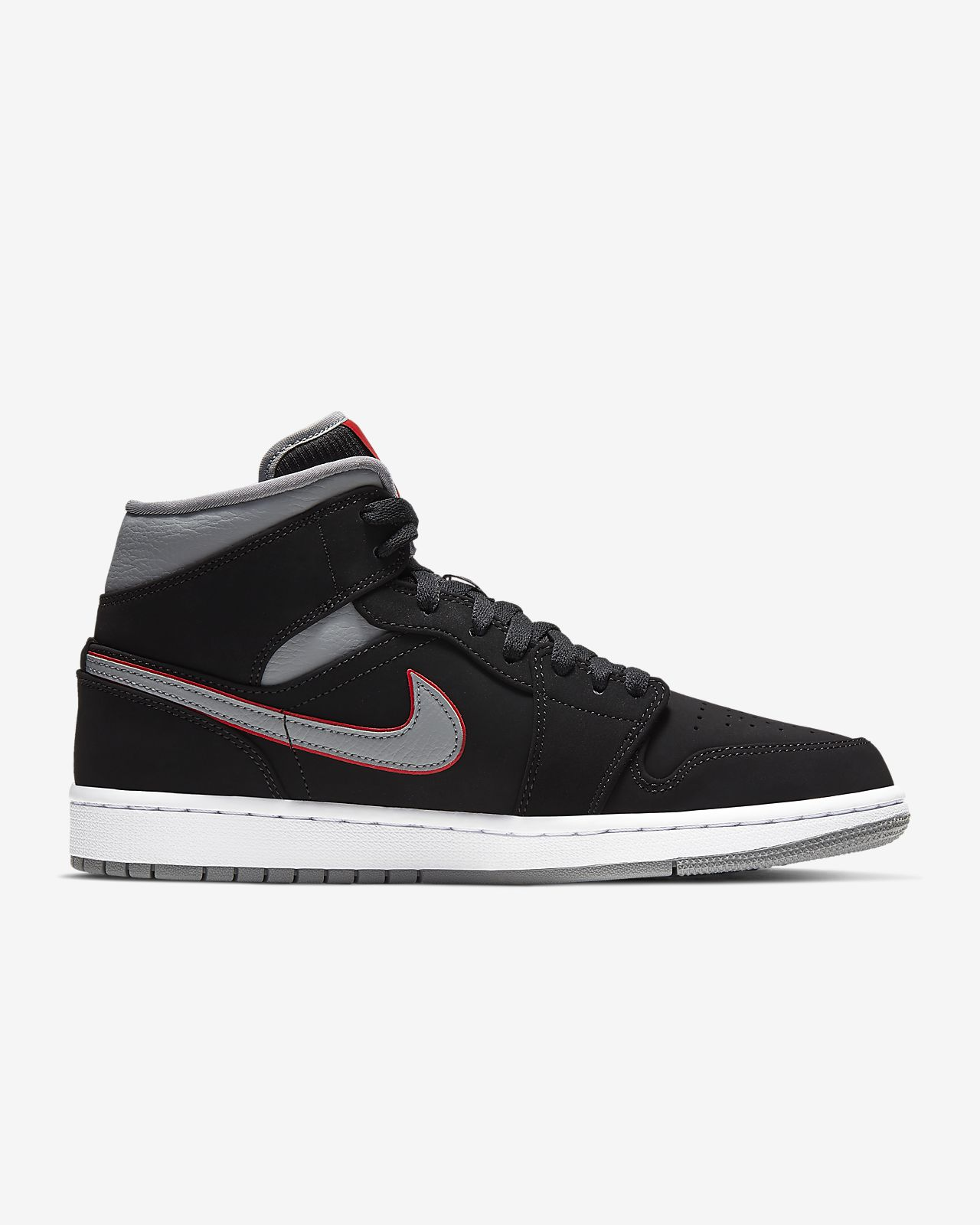 98eaa9c9aa8872 Air Jordan 1 Mid Men s Shoe. Nike.com GB