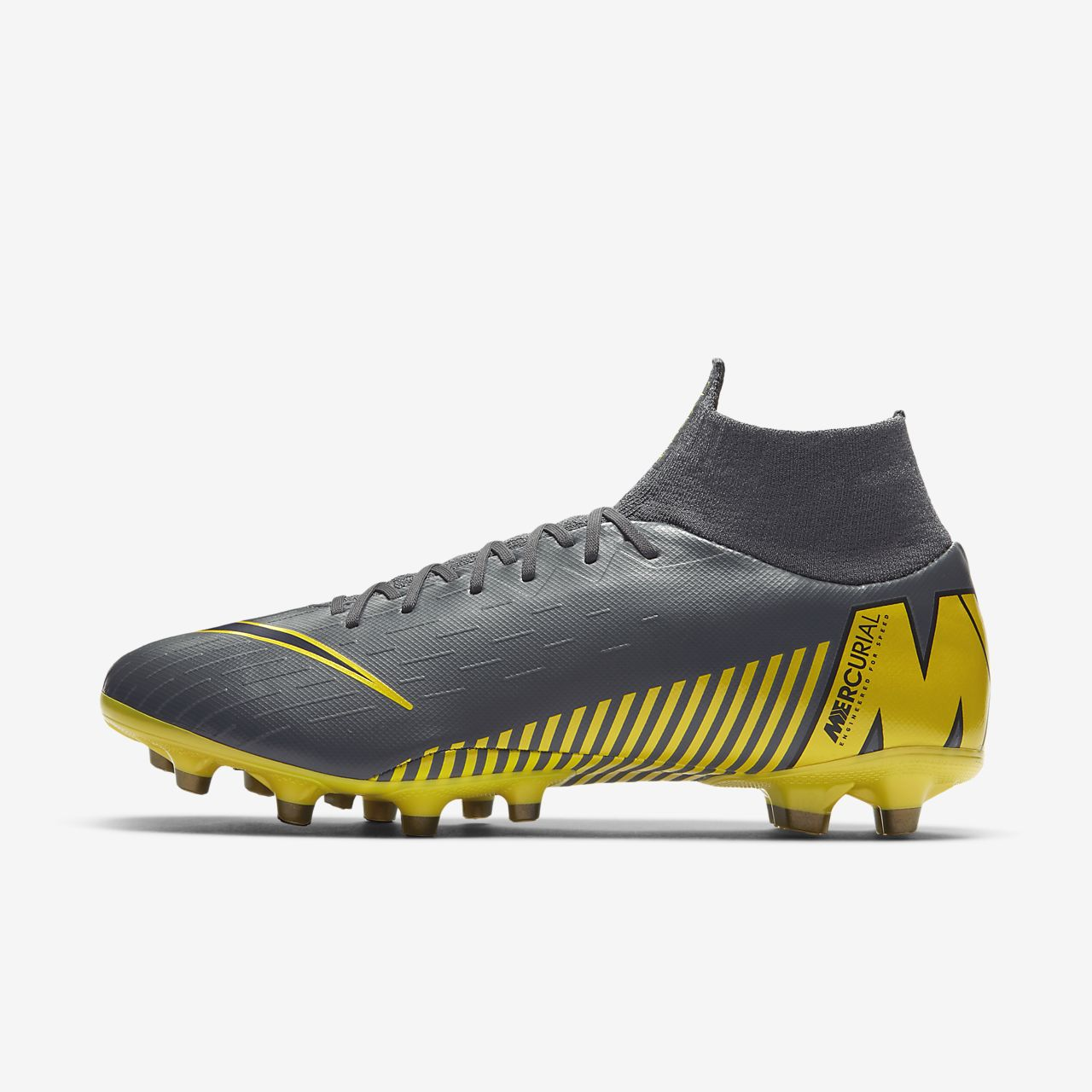 b0cffa68b2a Nike Mercurial Superfly VI Pro AG-PRO Artificial-Grass Football Boot ...