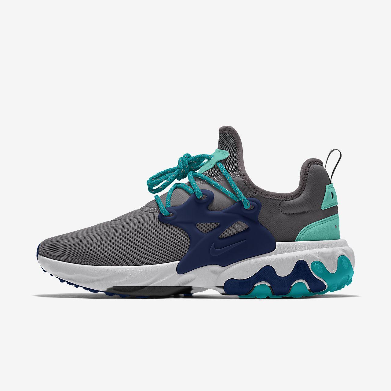 Nike React Presto By You Custom damesschoen