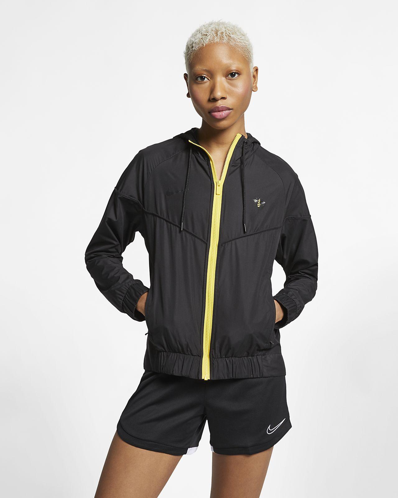 Manchester City FC Windrunner Kadın Ceketi