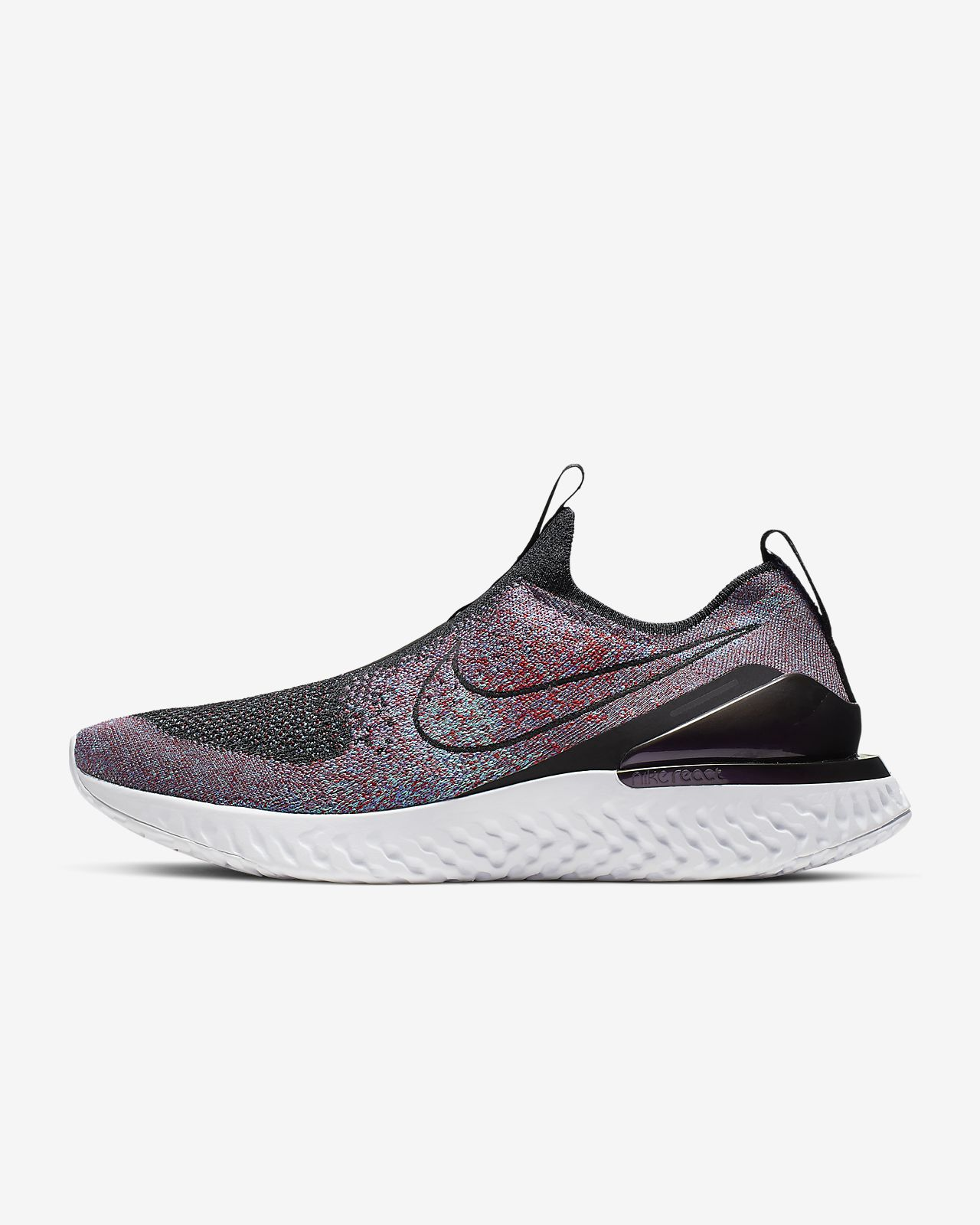 buy popular a06c8 f1650 ... Nike Epic Phantom React Flyknit Men s Running Shoe