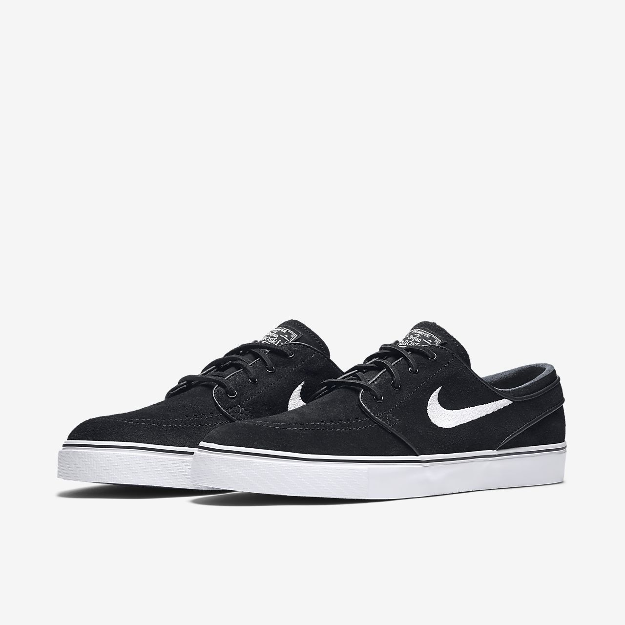 468d2d5db4 Nike Paul Rodriguez 9 VR,Zapatillas de Skateboarding para Hombre,Negro  Blanco Black White Gum Light Brown,43 EU amazon shoes el negro Cordones