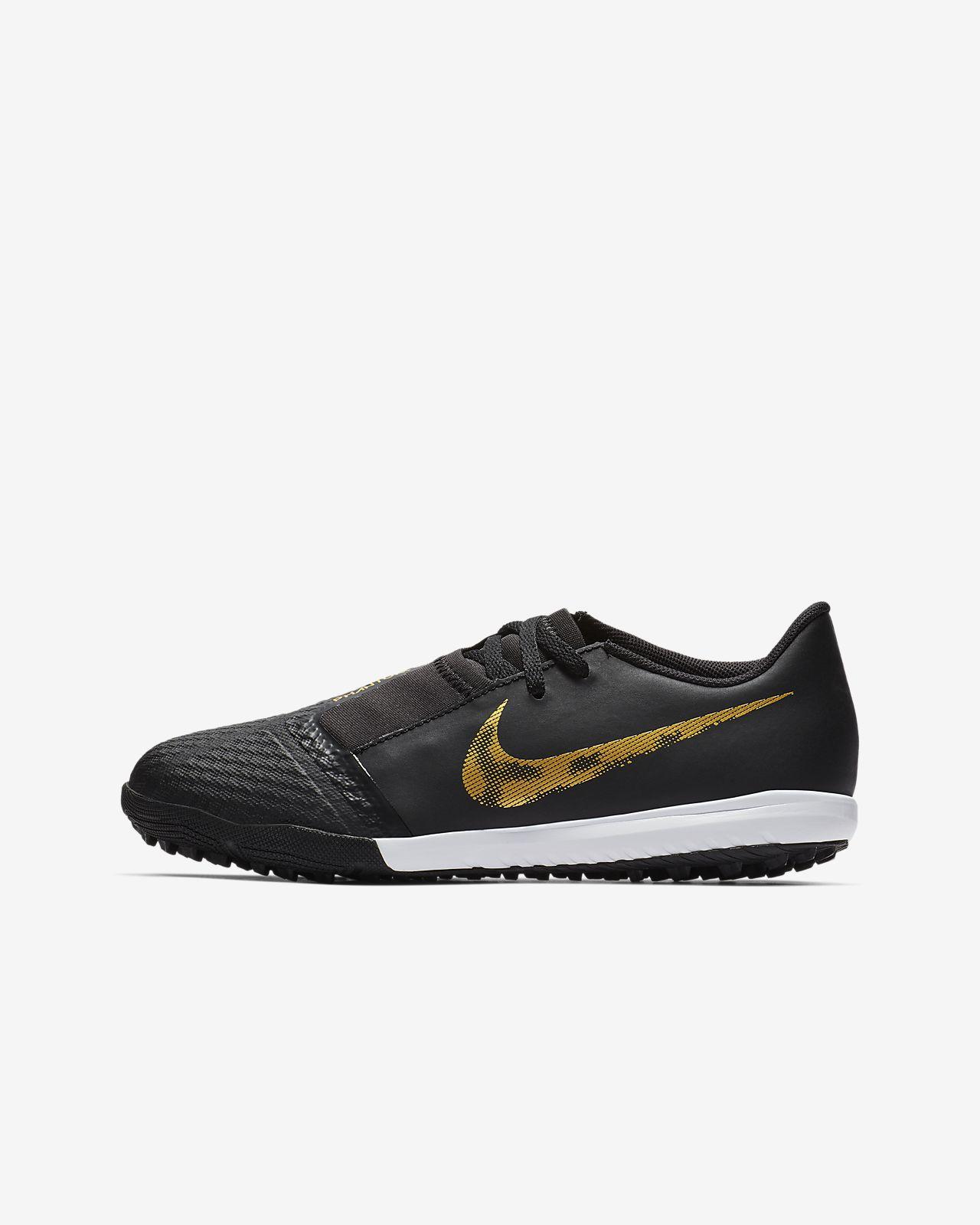 Chaussure de football pour surface synthétique Nike Jr. PhantomVNM Academy TF Game Over pour Jeune enfant/Enfant plus âgé
