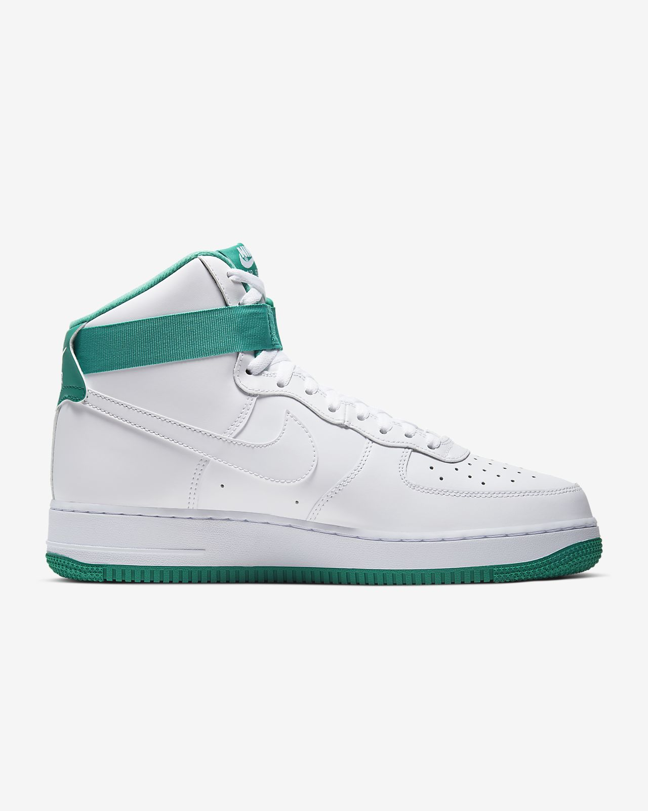 Nike: Air Force 1 'Hong Kong' [GreenWhite] – Social Status