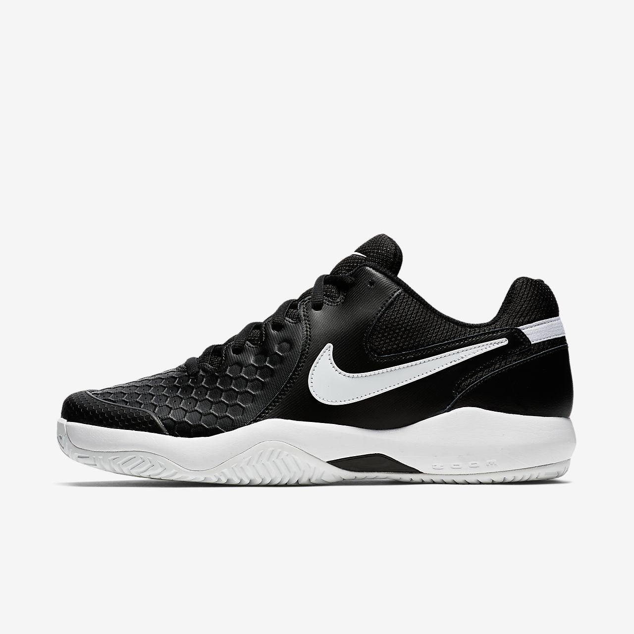 Nike Scarpe Sneakers Air Zoom Resistance Uomo Nero 918194-010 m32WG8