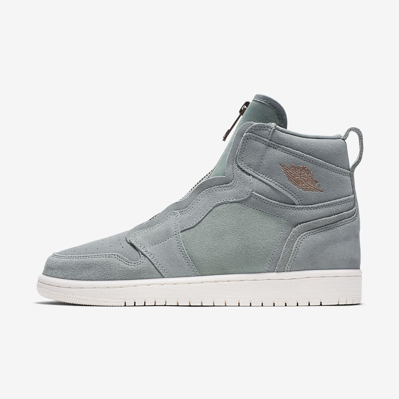half off 440e9 e998a Women s Shoe. Air Jordan 1 High Zip