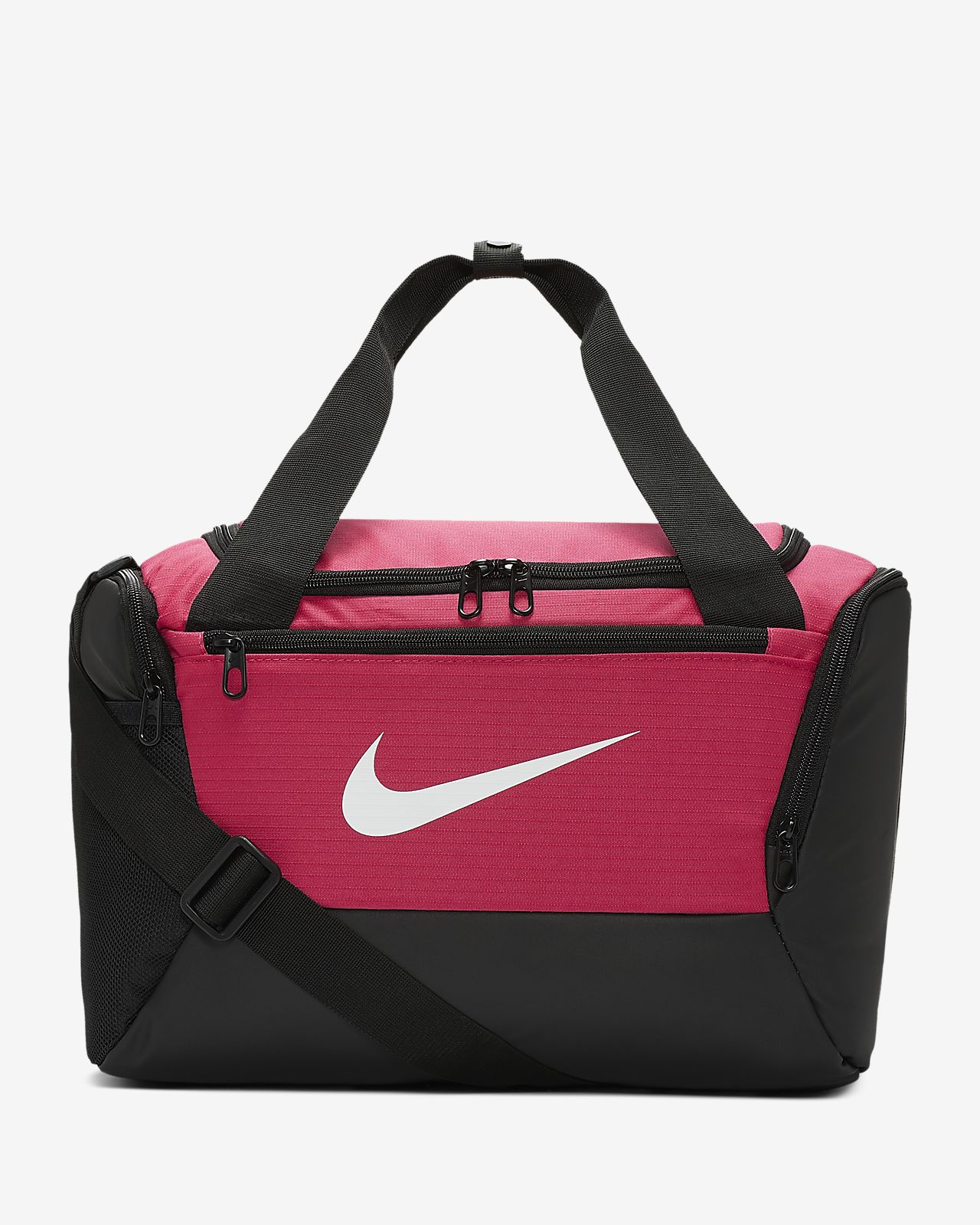 Bolso de lona de entrenamiento Nike Brasilia (extrapequeño)