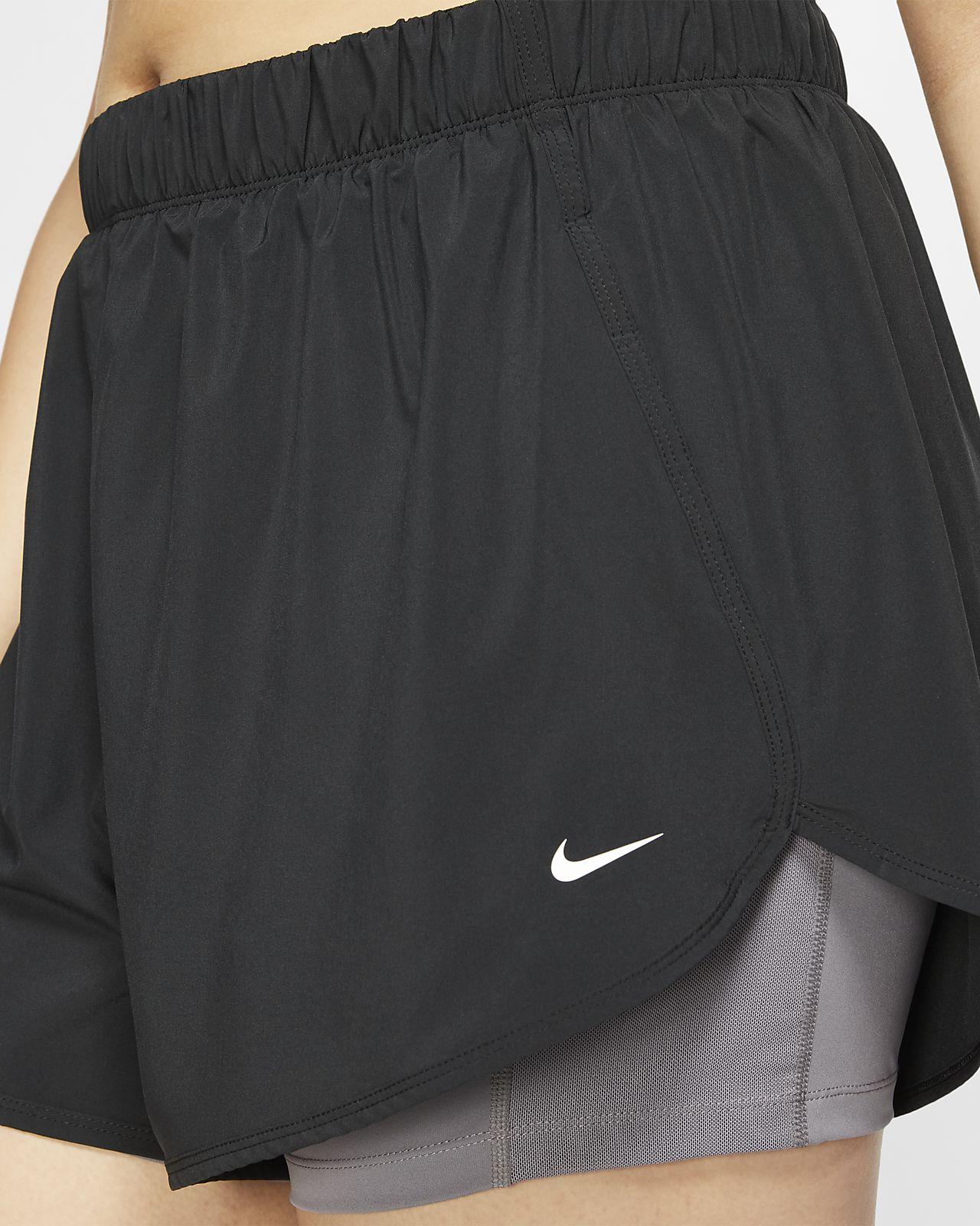 cca33984972 Nike Flex Women s 2-in-1 Training Shorts (Plus Size). Nike.com