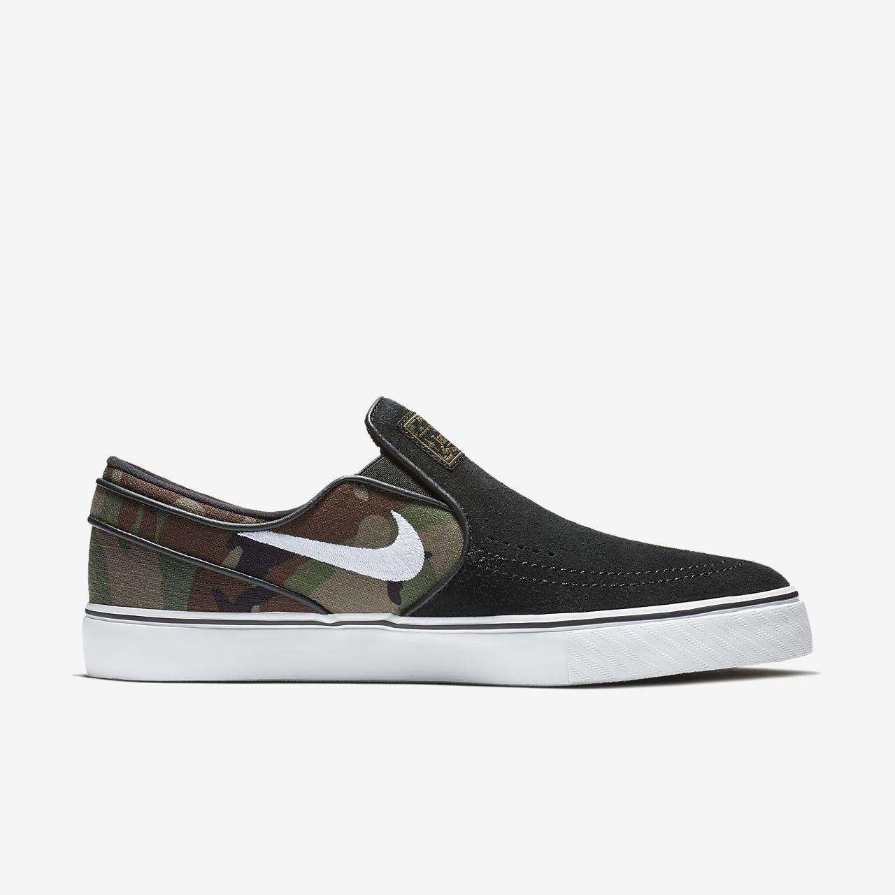 ... Chaussure de skateboard Nike SB Zoom Stefan Janoski Slip-On pour Homme