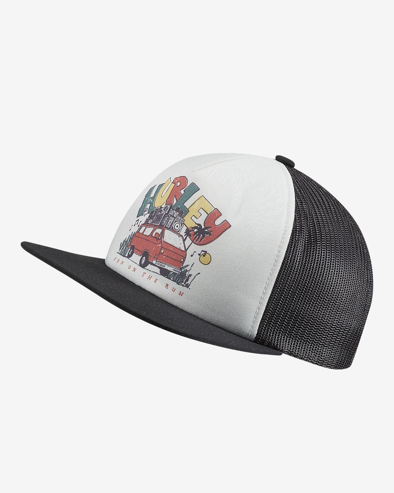 Hurley Mixtape Erkek Şapkası