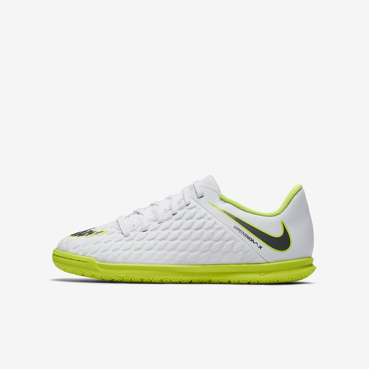 ... Chaussure de football en salle Nike Jr. HypervenomX Phantom III Club IC  pour Jeune enfant