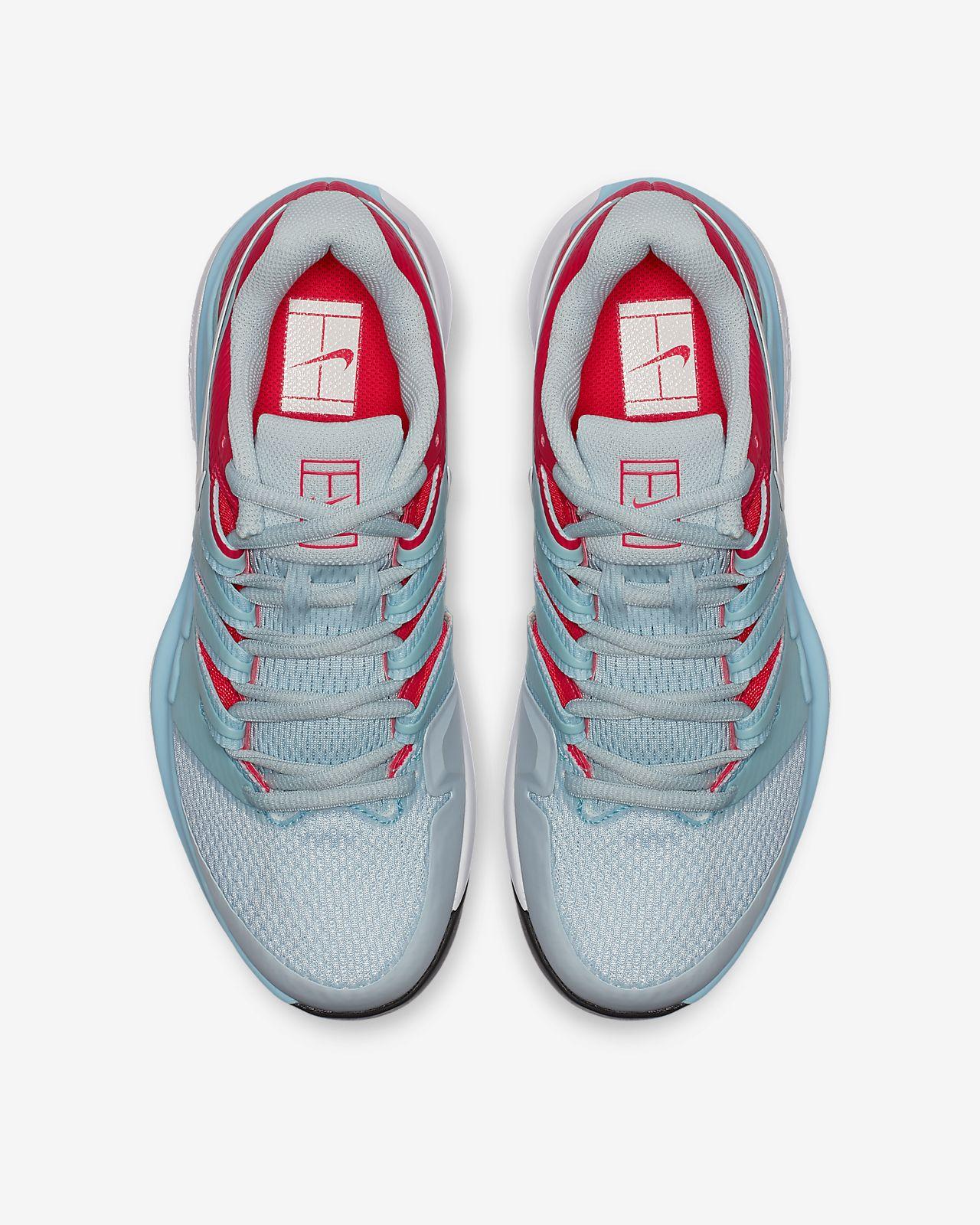 best service d5dd6 cfbfc ... Chaussure de tennis pour surface dure NikeCourt Air Zoom Vapor X pour  Femme