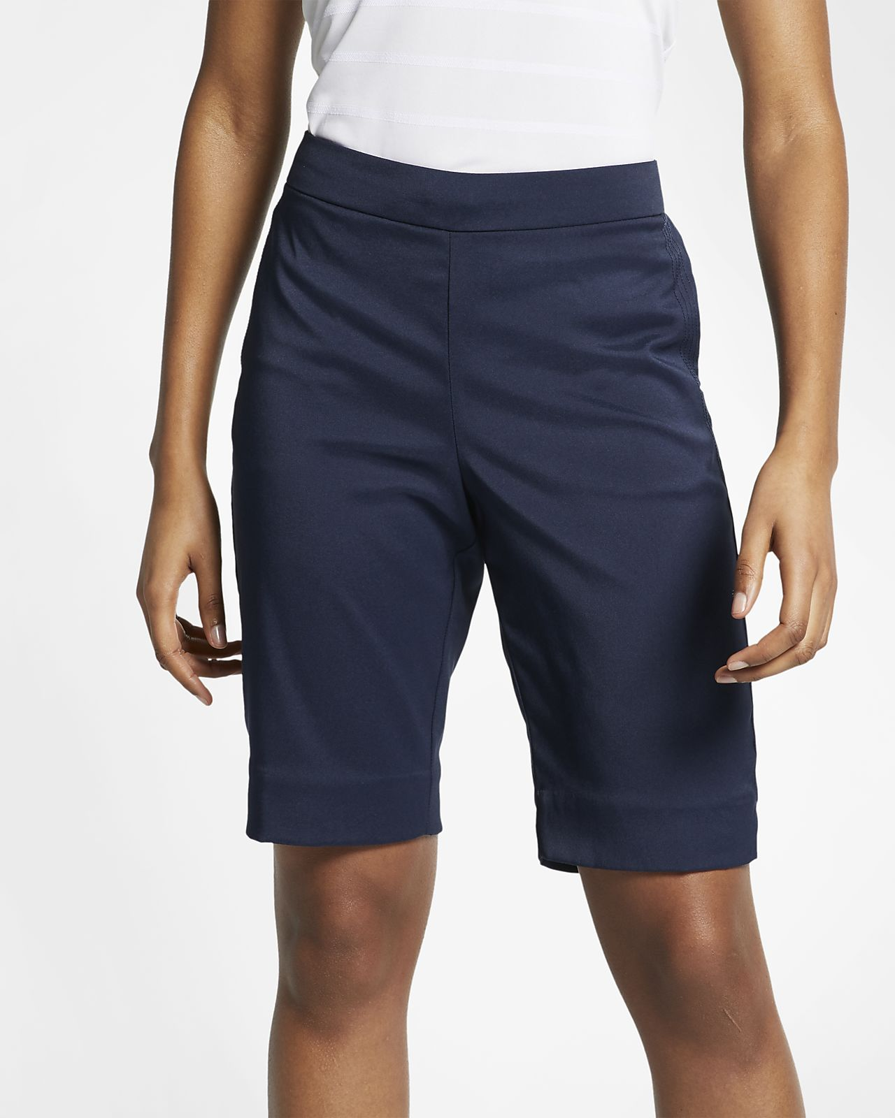 "Nike Dri-FIT UV Women's 11"" Golf Shorts"
