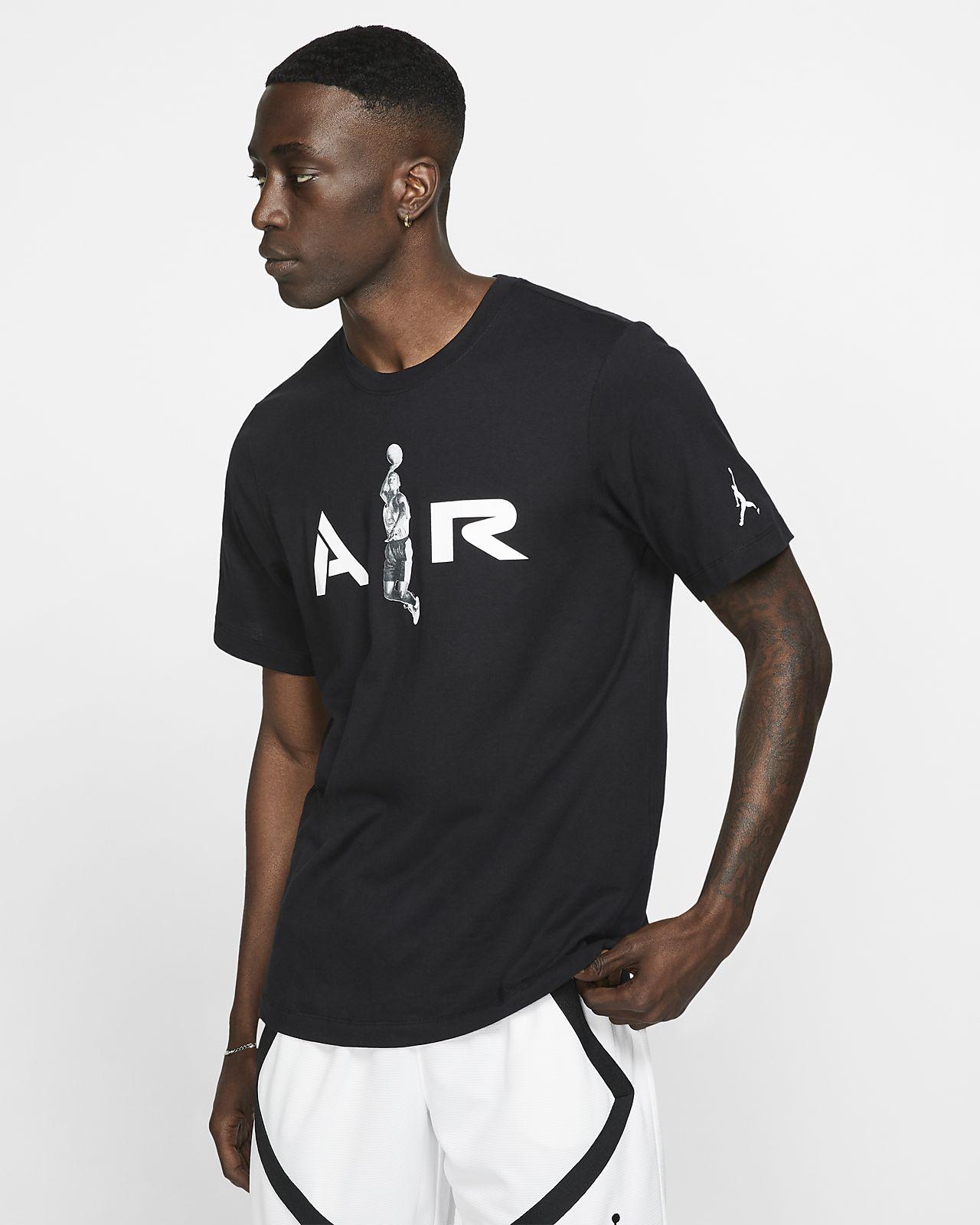 f1252fad94f Jordan Air Photo Men's Basketball T-Shirt. Nike.com