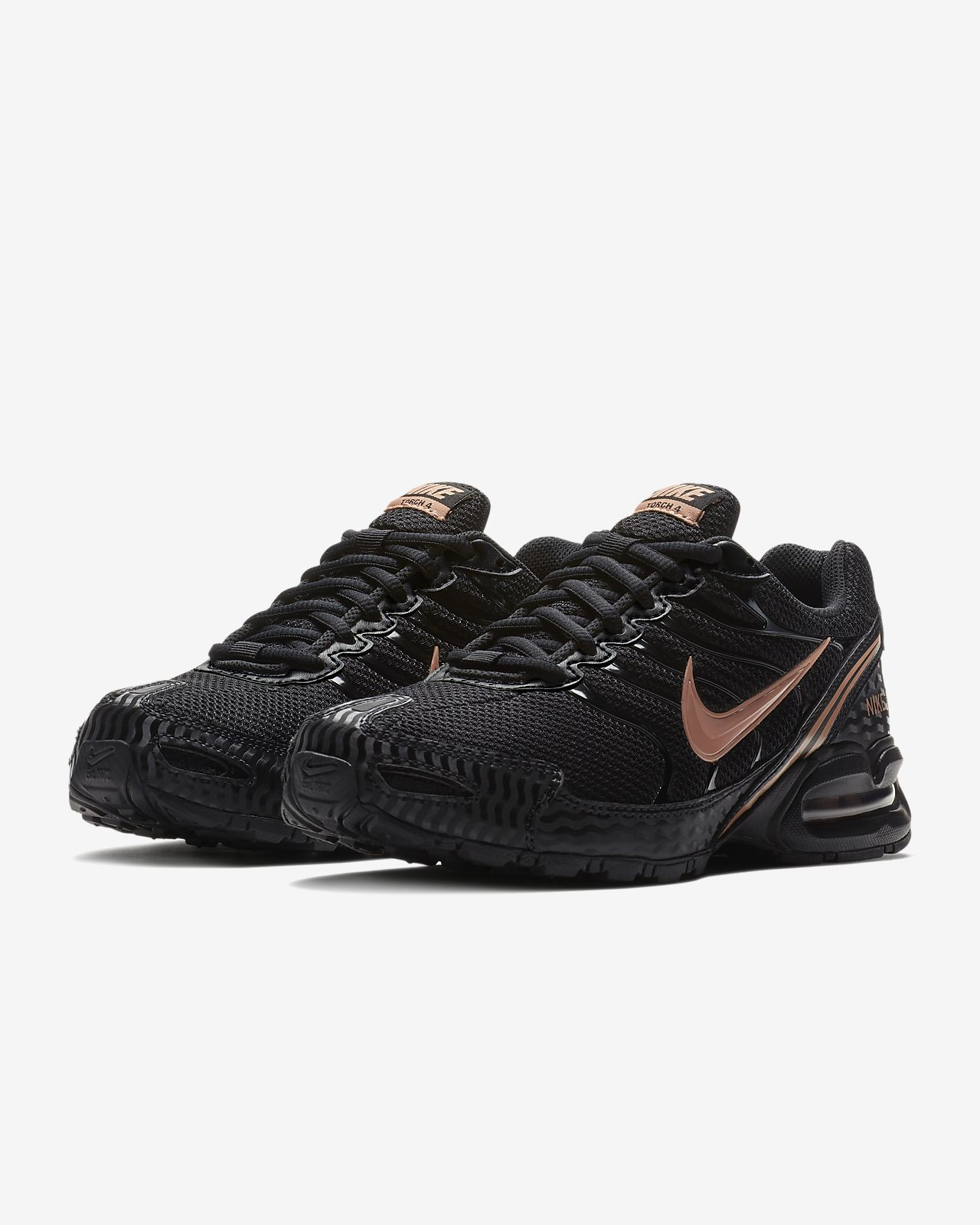 differently 94d2a 41e2a Nike Air Max Torch 4 Women's Running Shoe