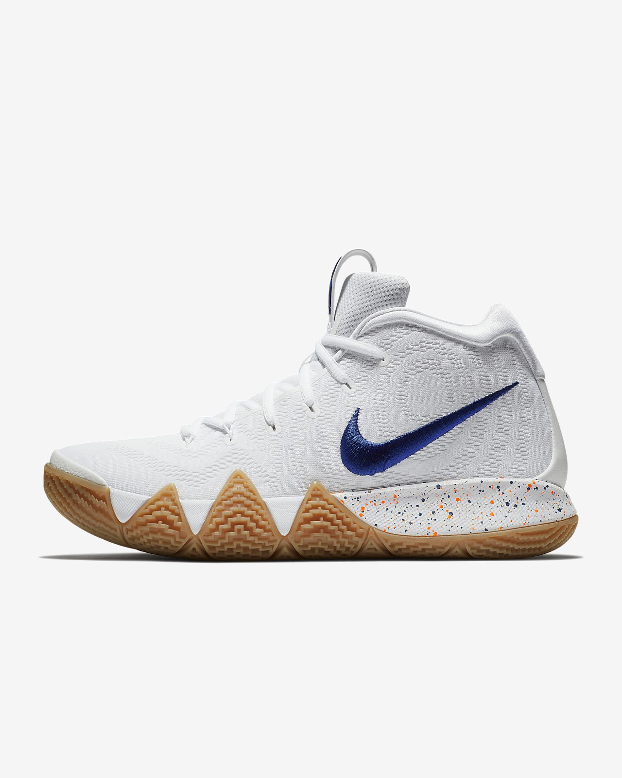 95043abb9091 Kyrie 4  Uncle Drew  Basketball Shoe. Nike.com ID