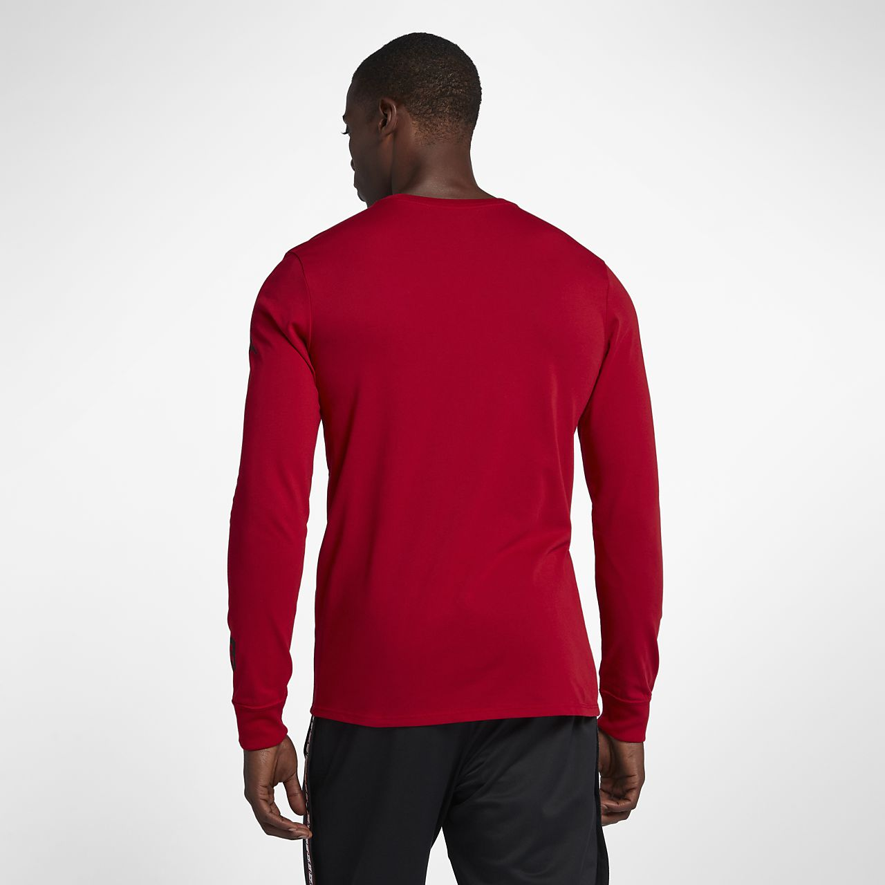 9ada5a3ee0d0e0 Jordan HO 1 Men s Long-Sleeve Basketball T-Shirt. Nike.com