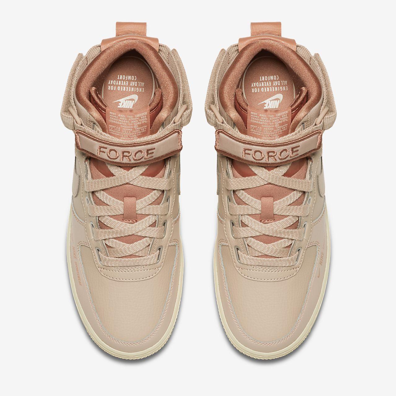 buy popular 54b0d 22841 ... Sko Nike Air Force 1 High Utility för kvinnor