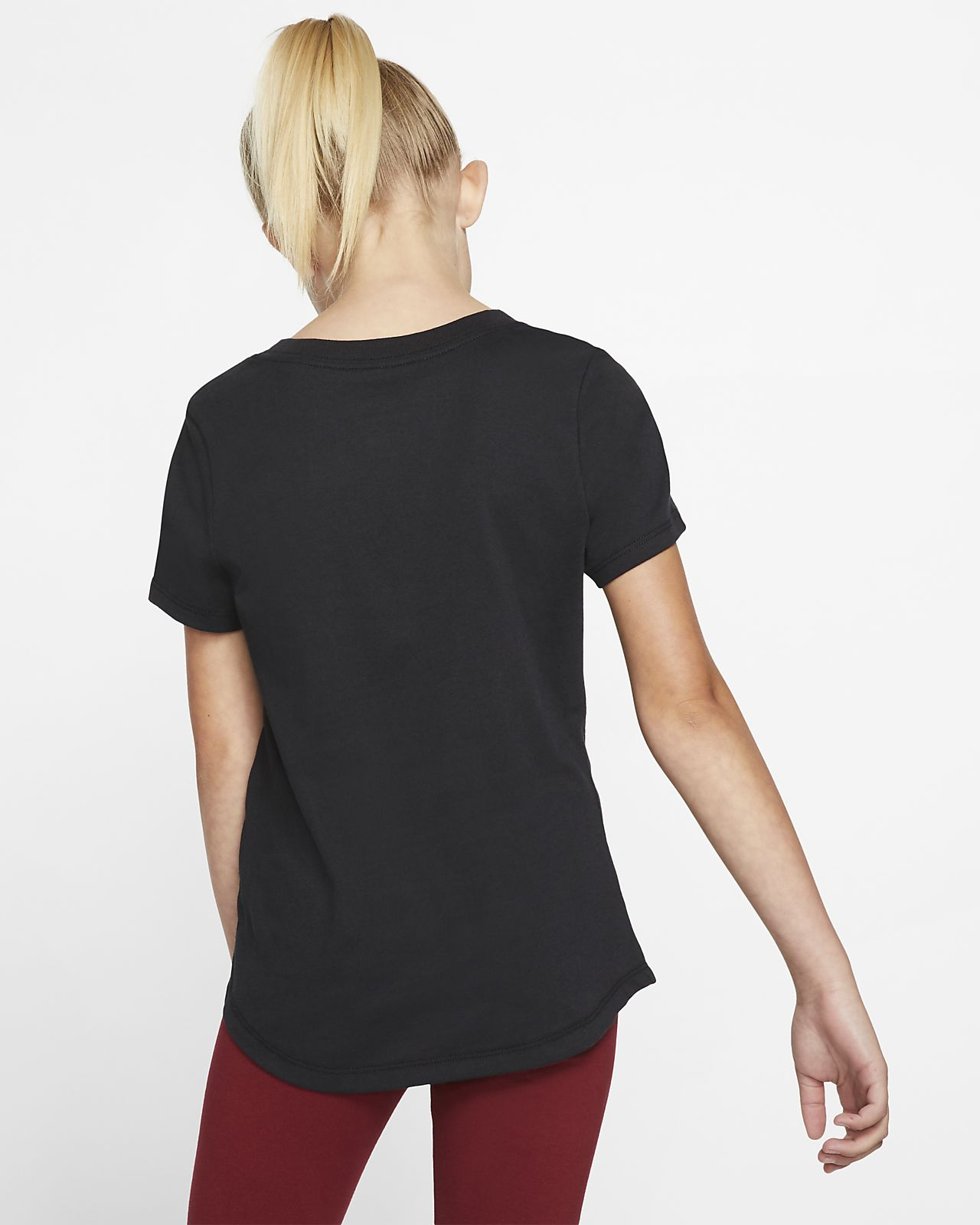 bbf37d80 Nike Dri-FIT trenings-T-skjorte for store barn (jente). Nike.com NO