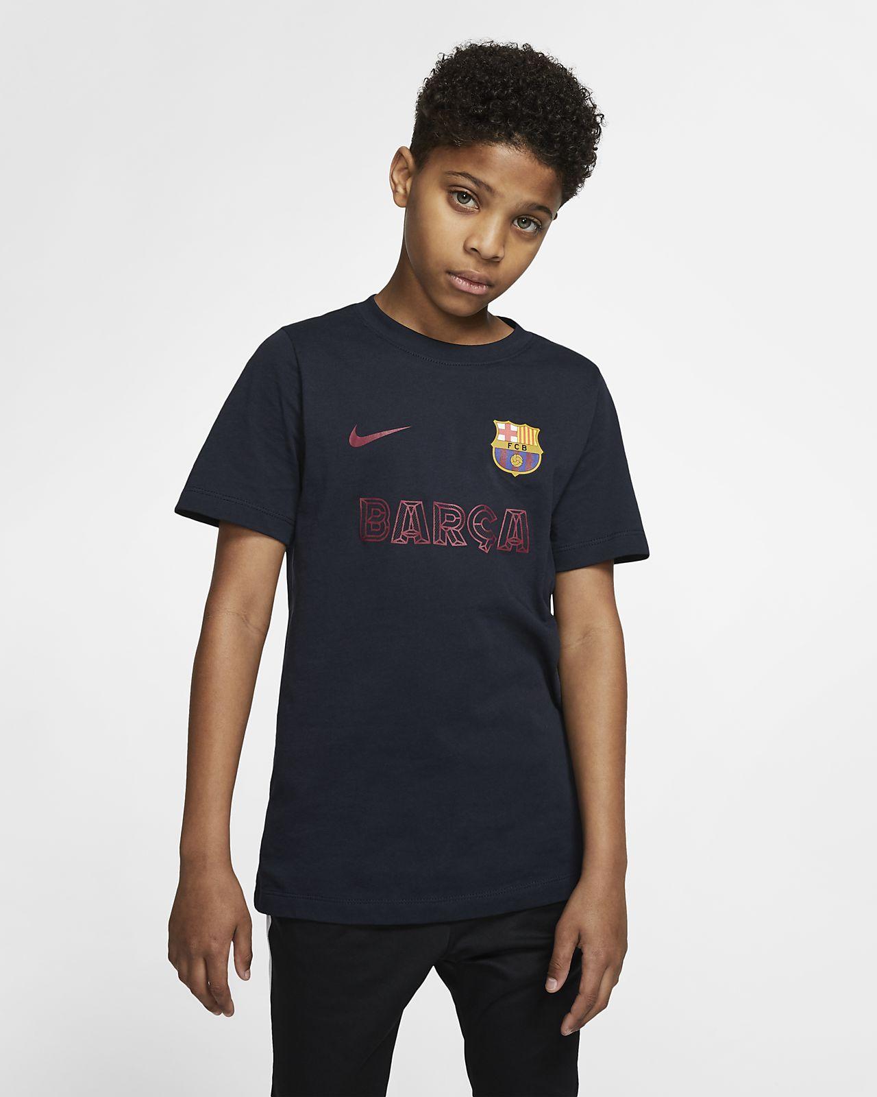 T-shirt FC Barcelona - Ragazzi