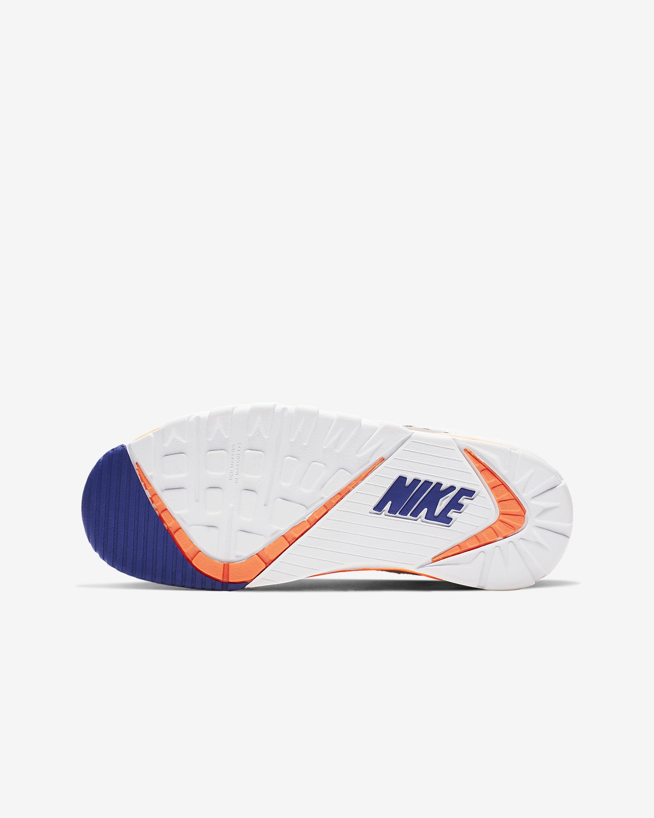 hot sale online 88d26 608da ... Nike Air Trainer SC Big Kids  Shoe