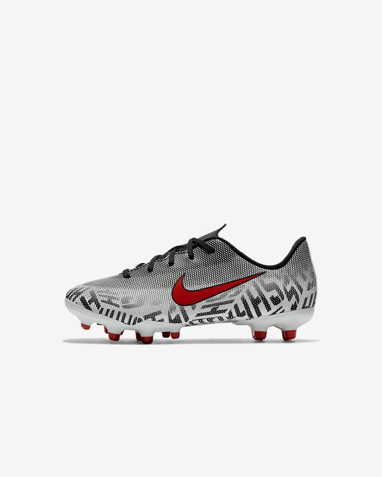 Nike Jr. Vapor XII Academy Neymar Jr MG Bebek/Küçük Çocuk Çoklu Zemin Kramponu