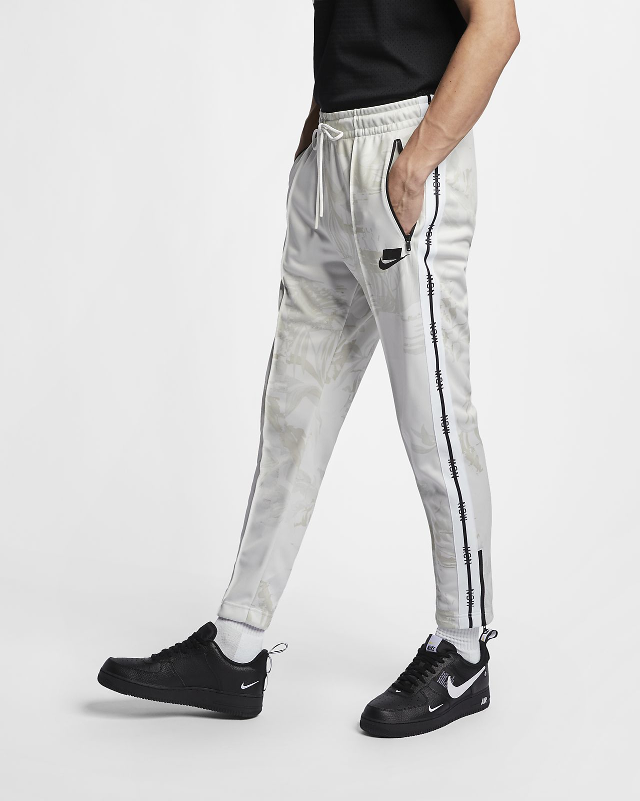 volume large double coupon new york Nike Sportswear NSW Tracksuit Bottoms