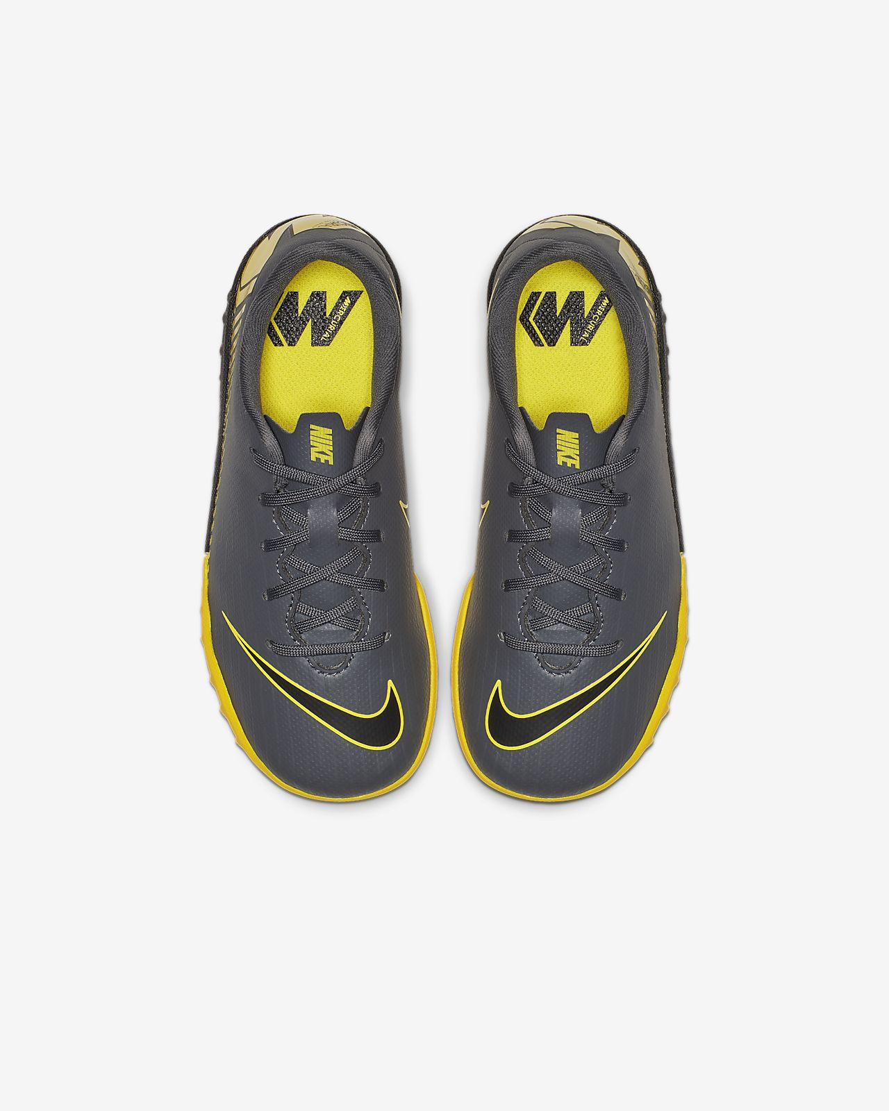 ... Nike Jr. MercurialX Vapor 12 Academy TF Botas de fútbol para moqueta -  Turf - aa8371972781e