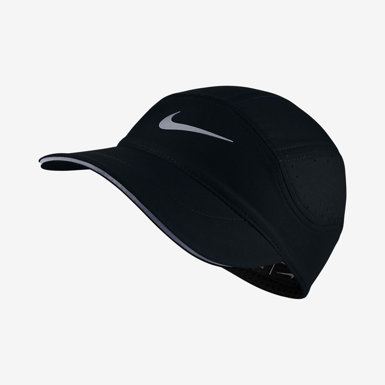 ... usa nike aerobill womens adjustable running hat dd613 04f03 ... 5b0c0b7dd8c