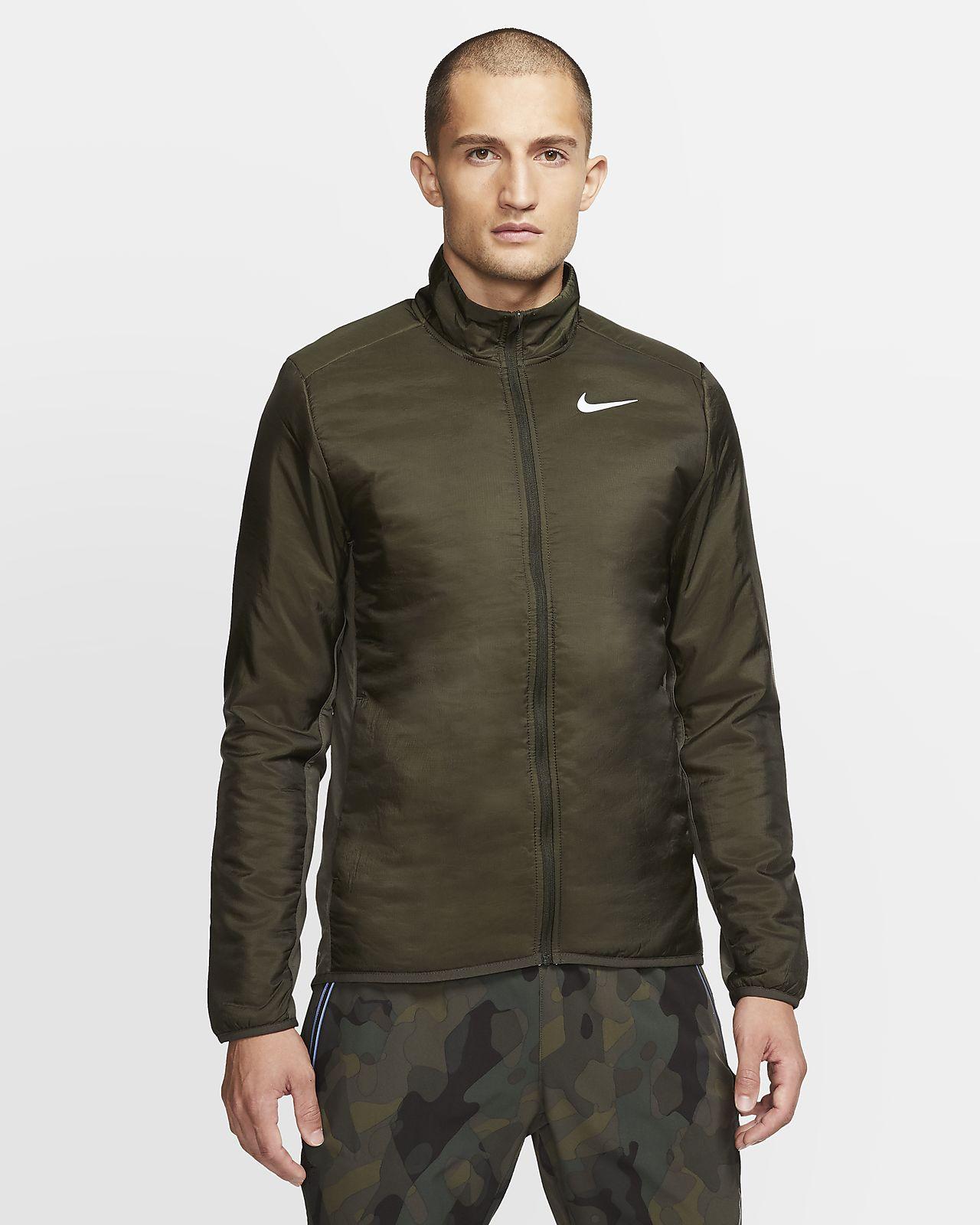 Herren Laufjacke AeroLayer Laufjacke Herren Nike AeroLayer Nike Nike FJK1lc