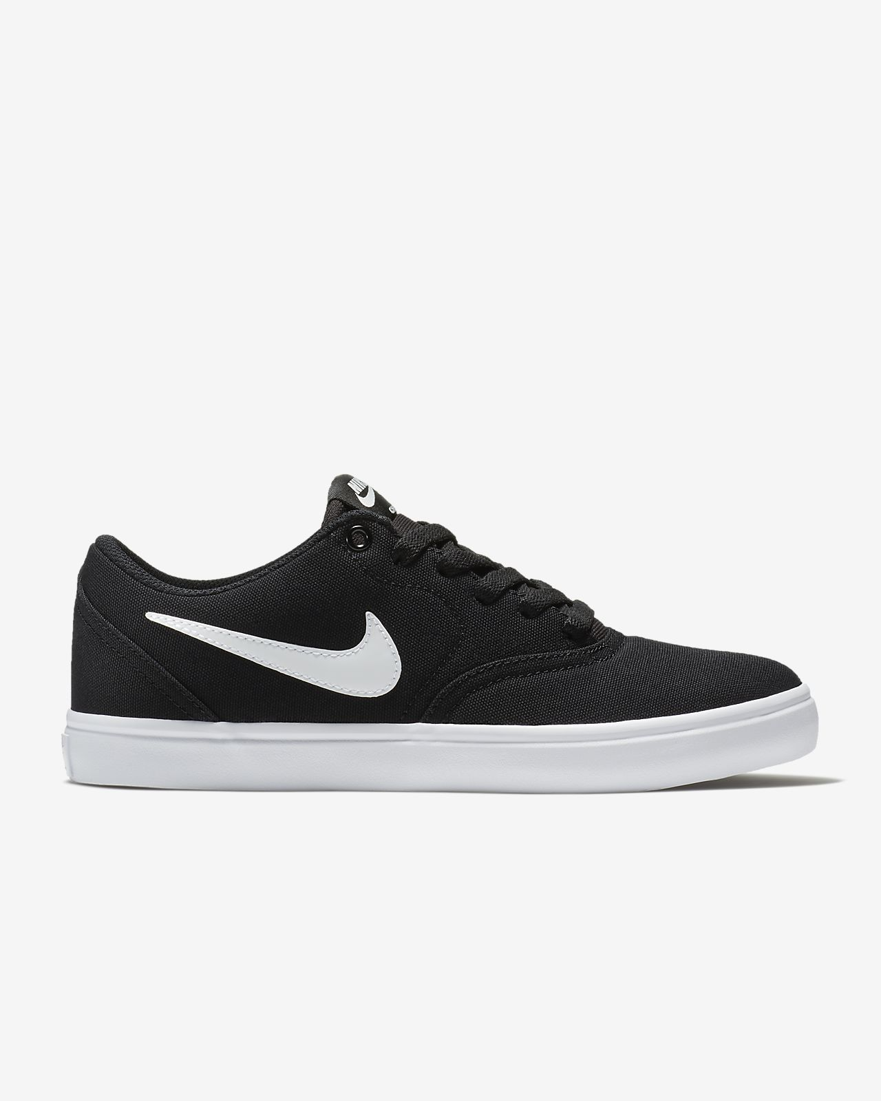 Nike Check Solarsoft Canvas Skate Shoes Shop Damen Nike