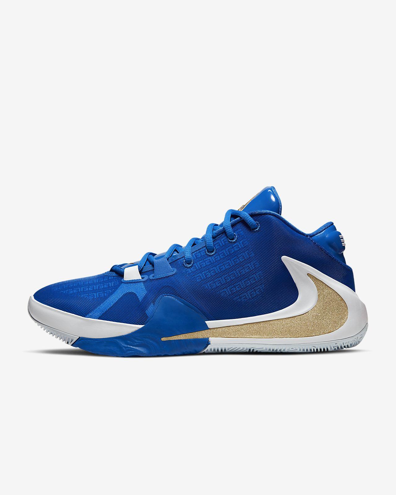 Баскетбольные кроссовки Zoom Freak 1