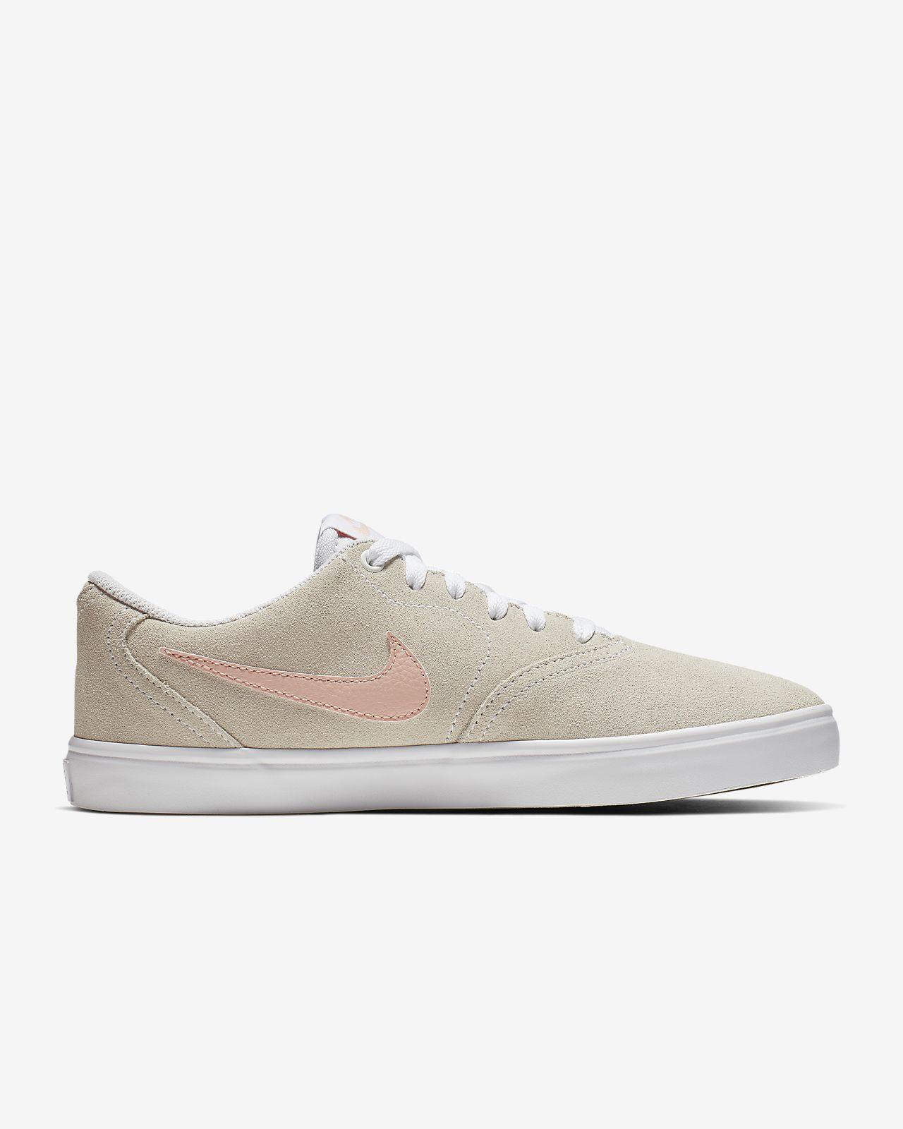 Great Discounts Women Nike Low Top Sneakers Nike SB Check