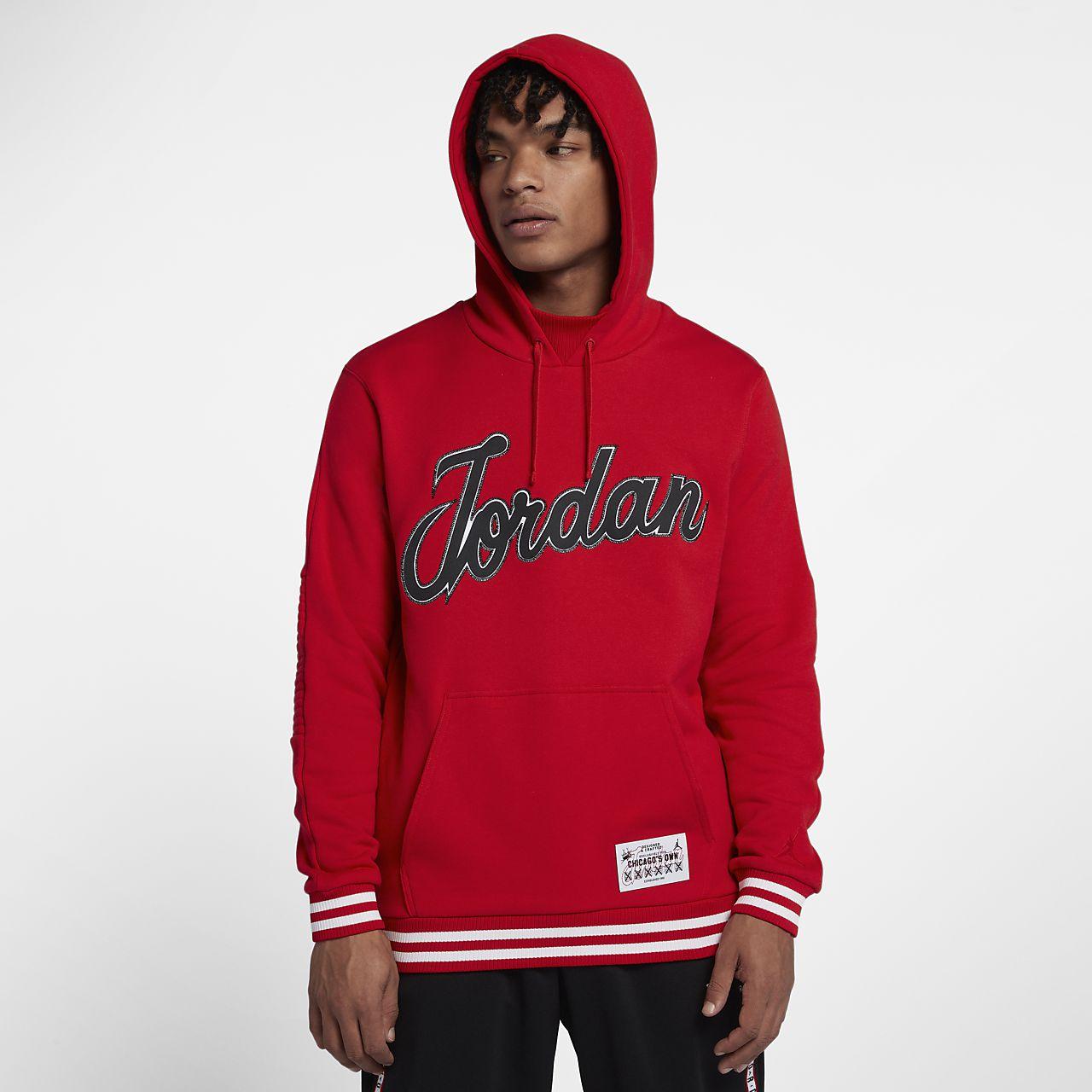 8de38003ce4a Jordan Sportswear Men s Hockey Pullover Hoodie. Nike.com NL