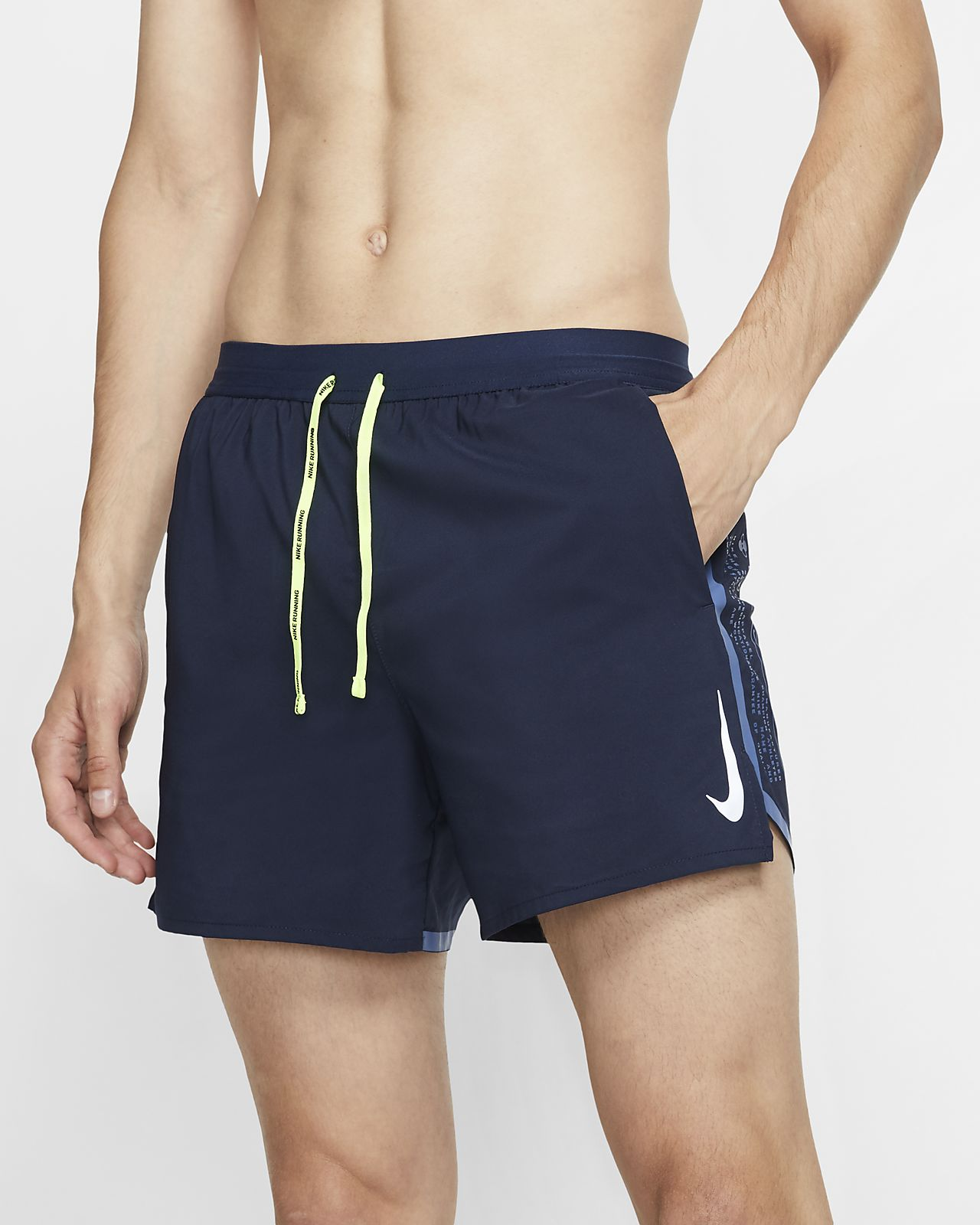 Nike Air Flex Stride Pantalons curts folrats de running de 13 cm - Home