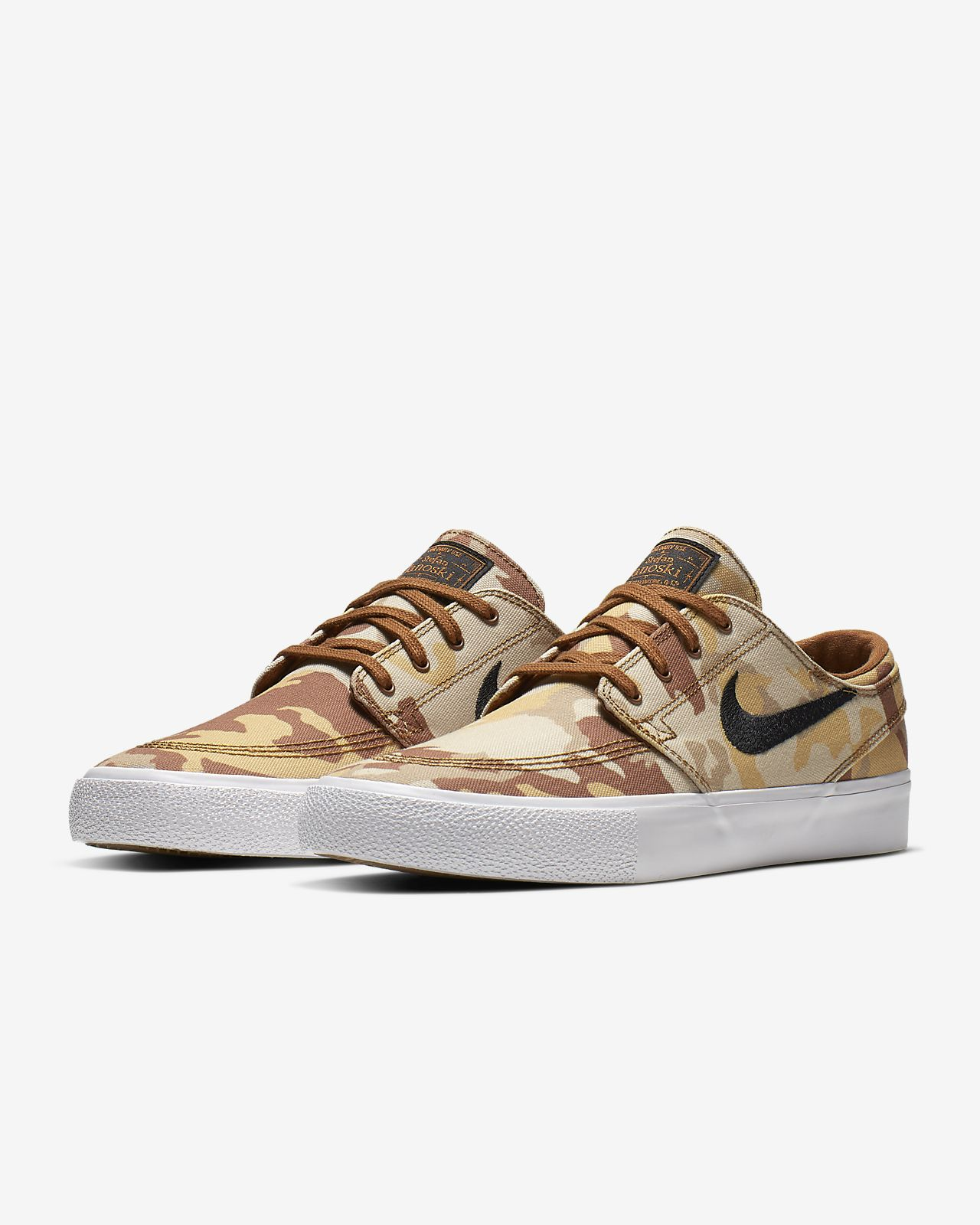 21503b42192ec Nike SB Zoom Stefan Janoski Canvas RM Premium Skate Shoe